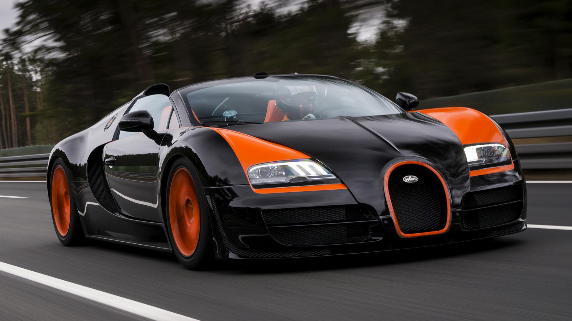2013 Bugatti Veyron Grand Sport Vitesse WRC Edition