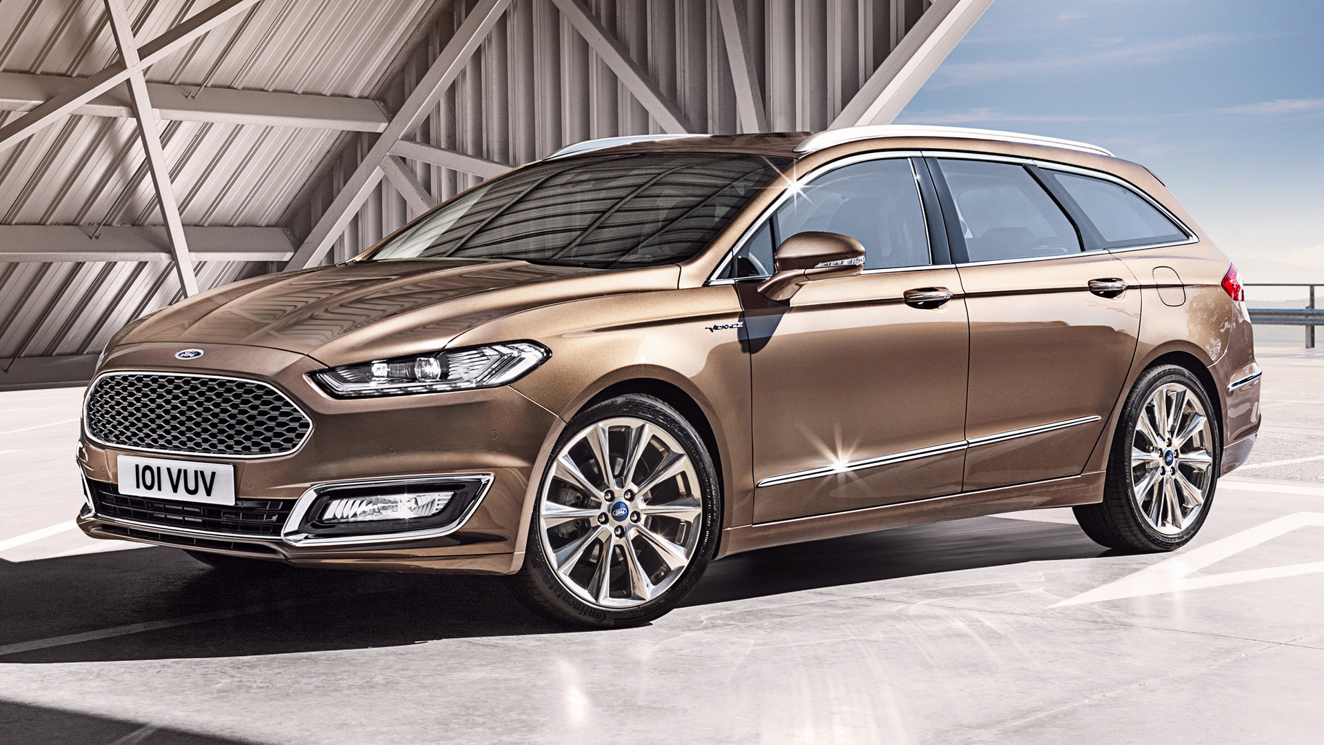2015 ford vignale mondeo turnier wallpapers and hd images car pixel. Black Bedroom Furniture Sets. Home Design Ideas