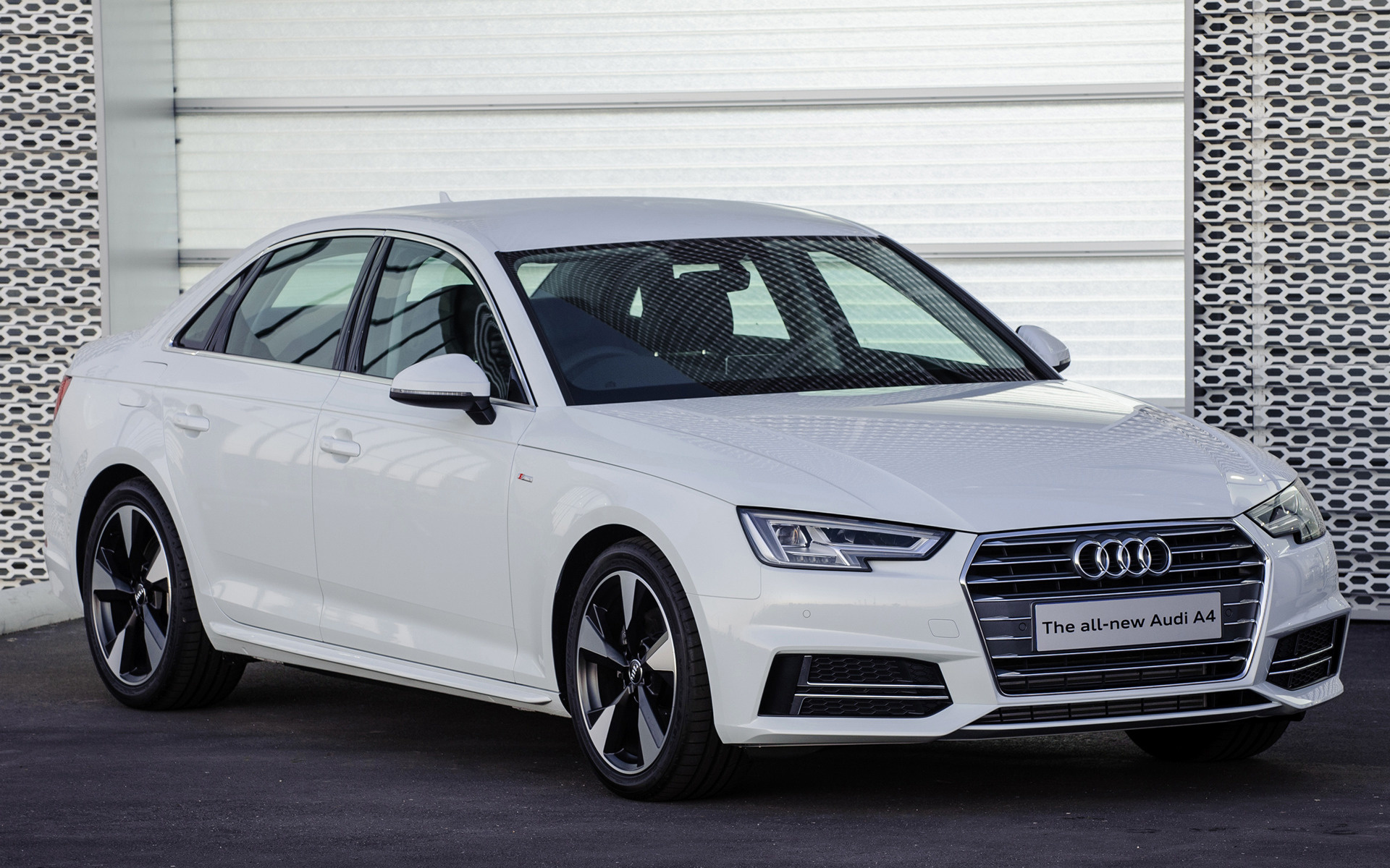 2016 Audi A4 Sedan S line (ZA) - Wallpapers and HD Images ...