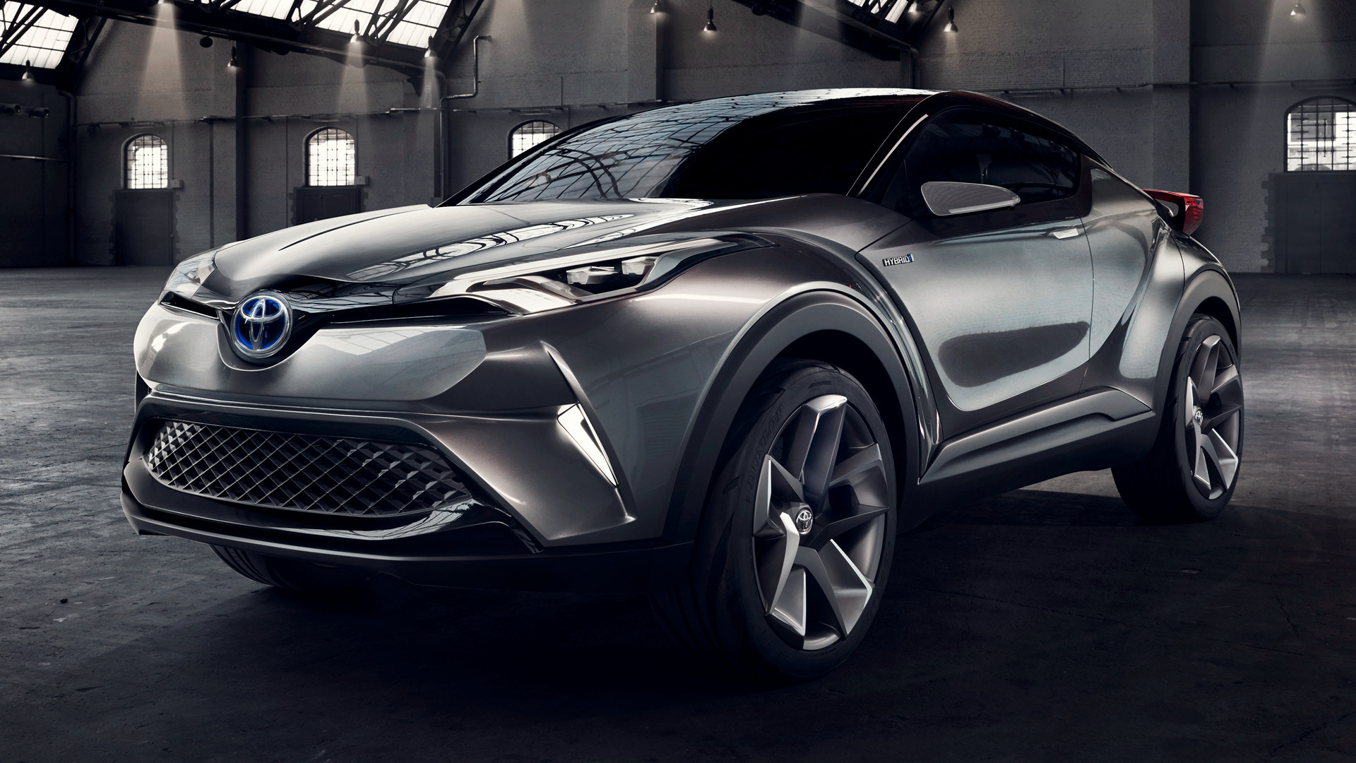 2015 Toyota C-HR Concept - Wallpapers and HD Images | Car ...