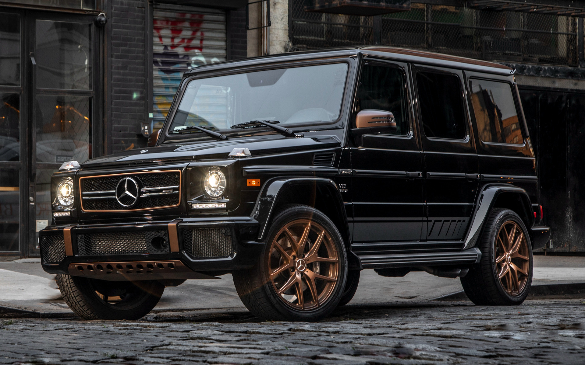 2018 Mercedes-AMG G 65 Final Edition (US) - Wallpapers and ...