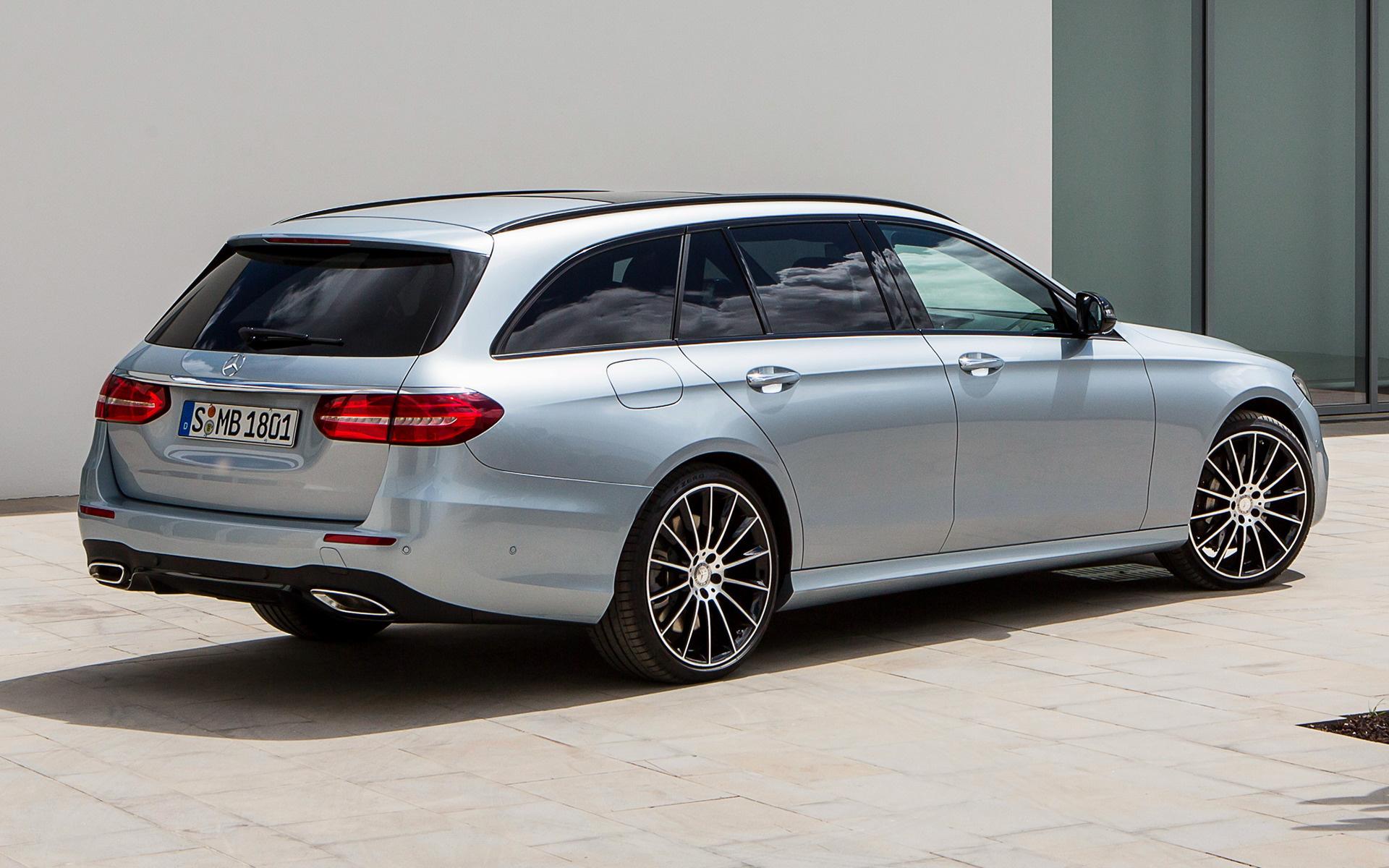 Mercedes benz e class estate amg line 2016 wallpapers for Mercedes benz sedan line