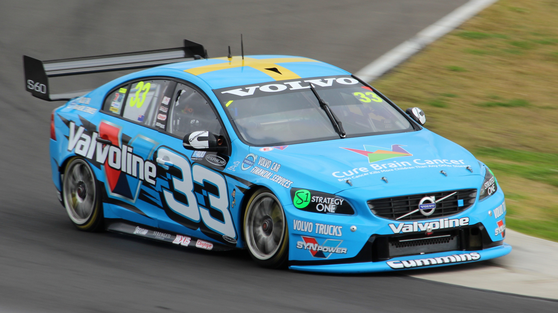 2014 Volvo S60 V8 Supercar Wallpapers And Hd Images Car Pixel