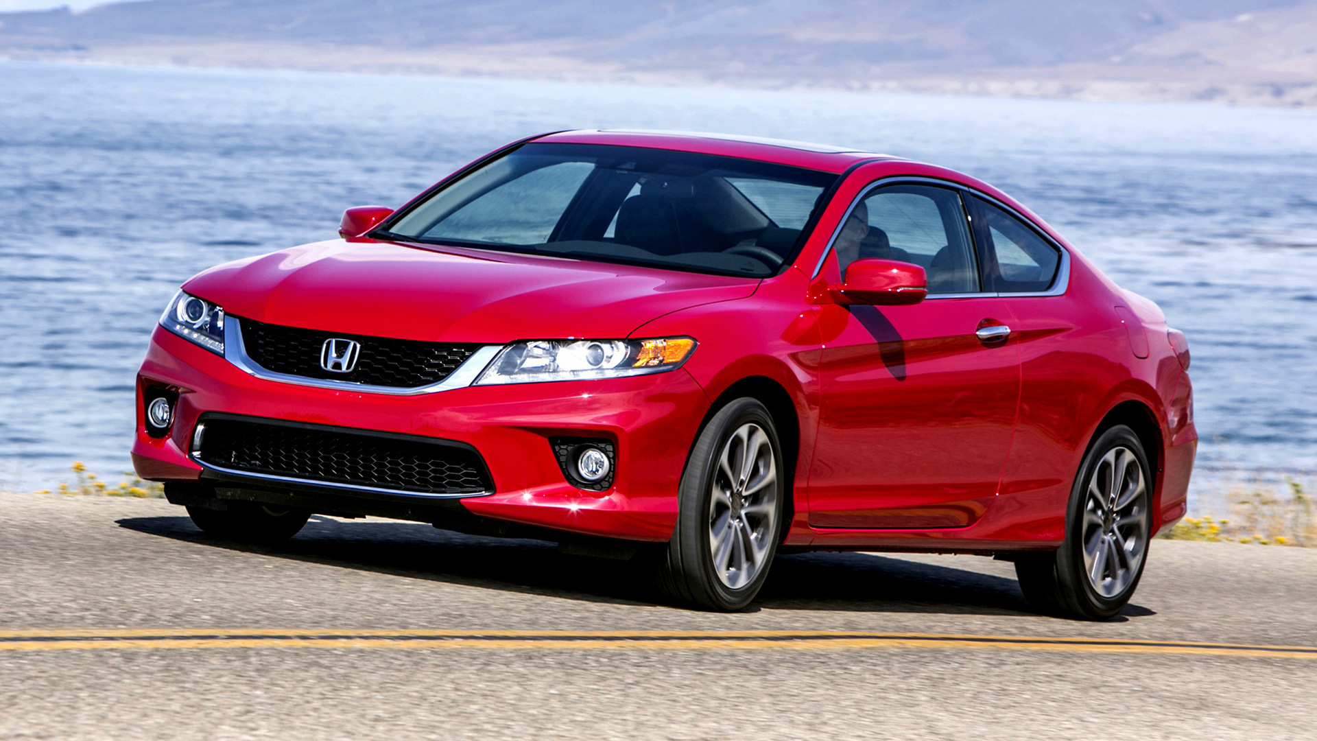 2012 Honda Accord Ex L V6 Coupe Wallpapers And Hd Images