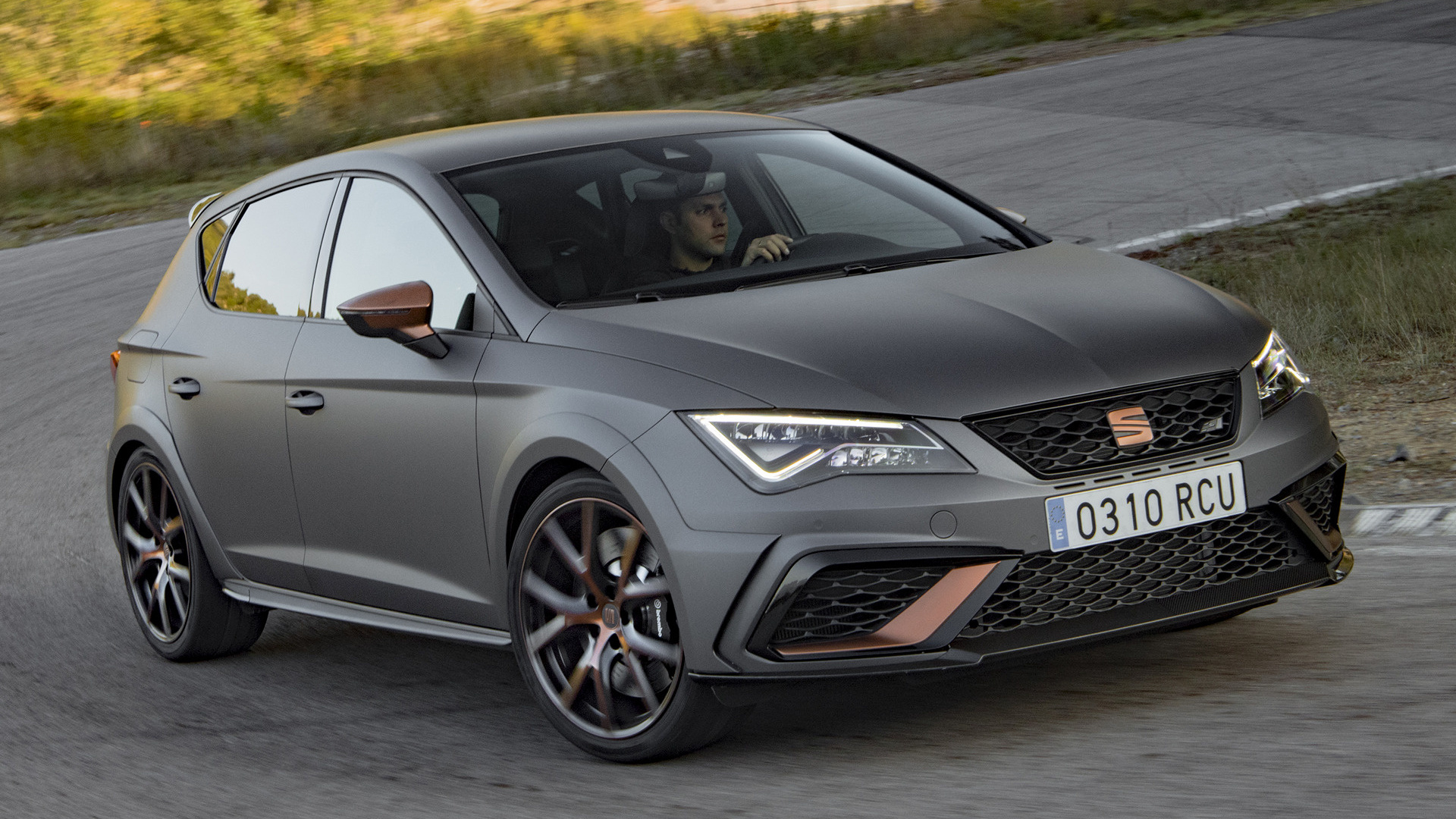 seat leon cupra r 2017 wallpapers and hd images car pixel. Black Bedroom Furniture Sets. Home Design Ideas