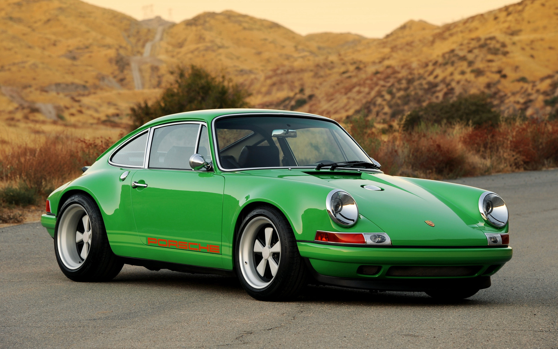 2010 Singer 911 Wallpapers And Hd Images Car Pixel