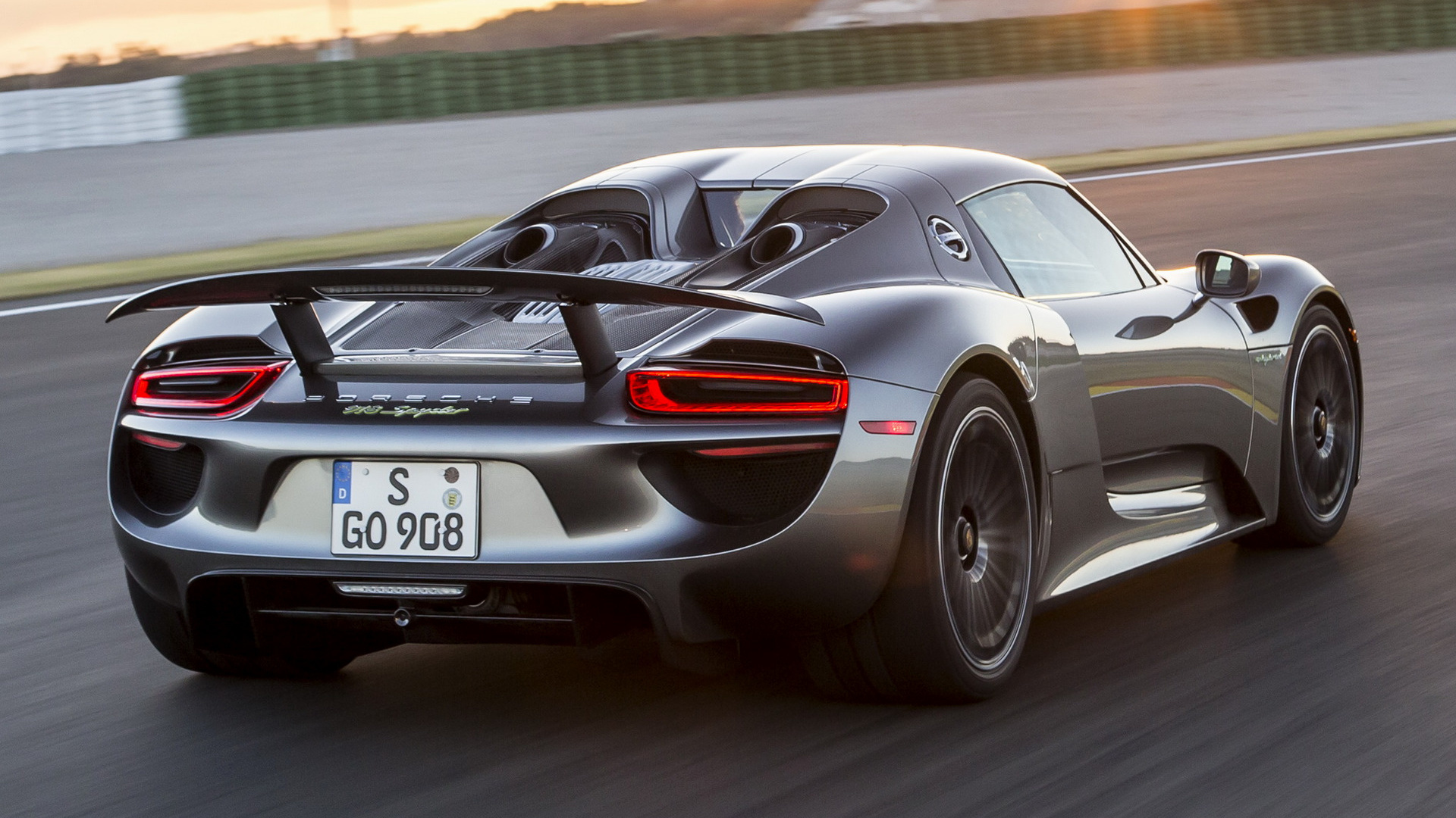2014 Porsche 918 Spyder (US) - Wallpapers and HD Images ...