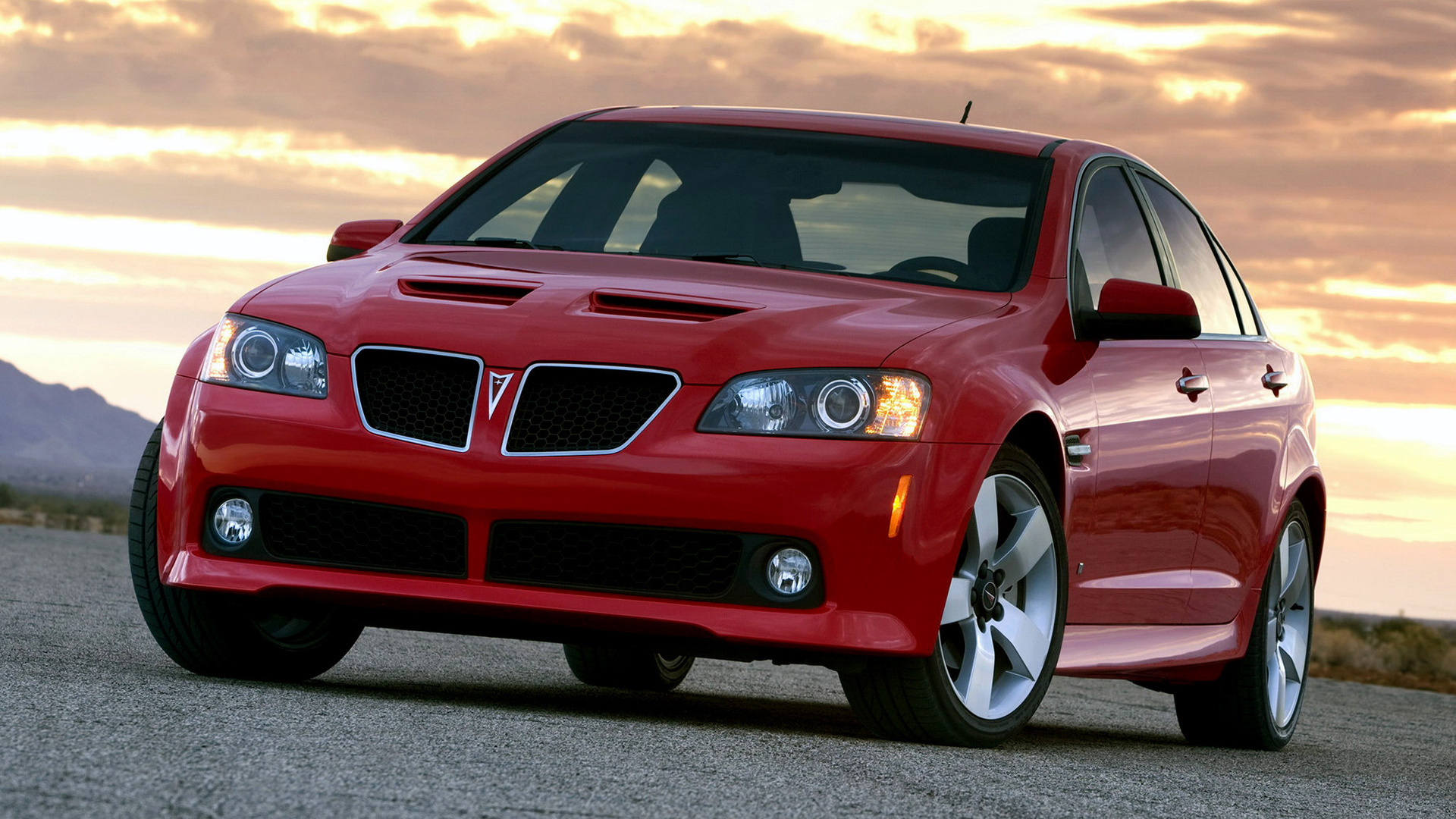 Pontiac G8 Gt 2007 Wallpapers And Hd Images Car Pixel