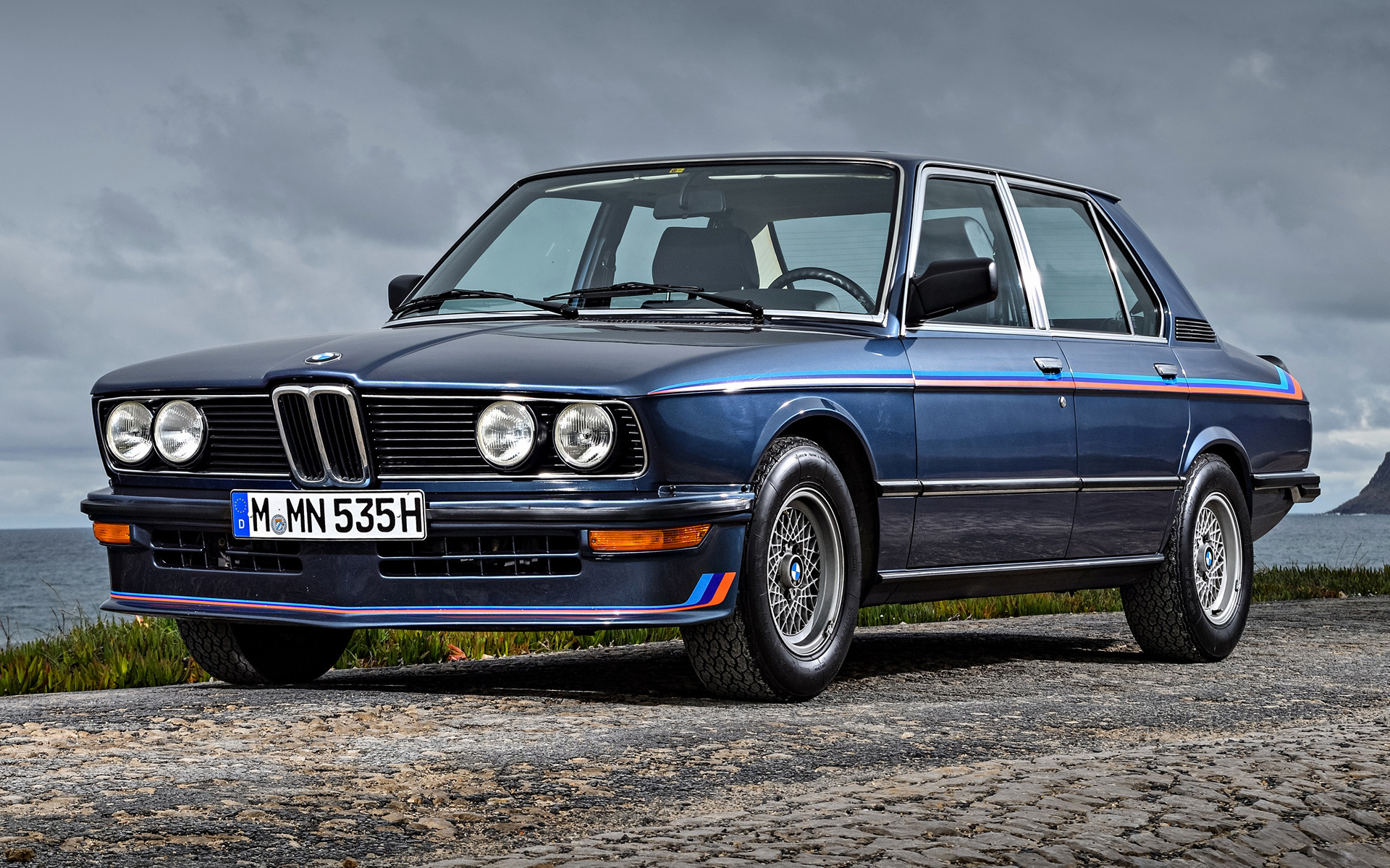1980 BMW M535i - Wallpapers and HD Images | Car Pixel