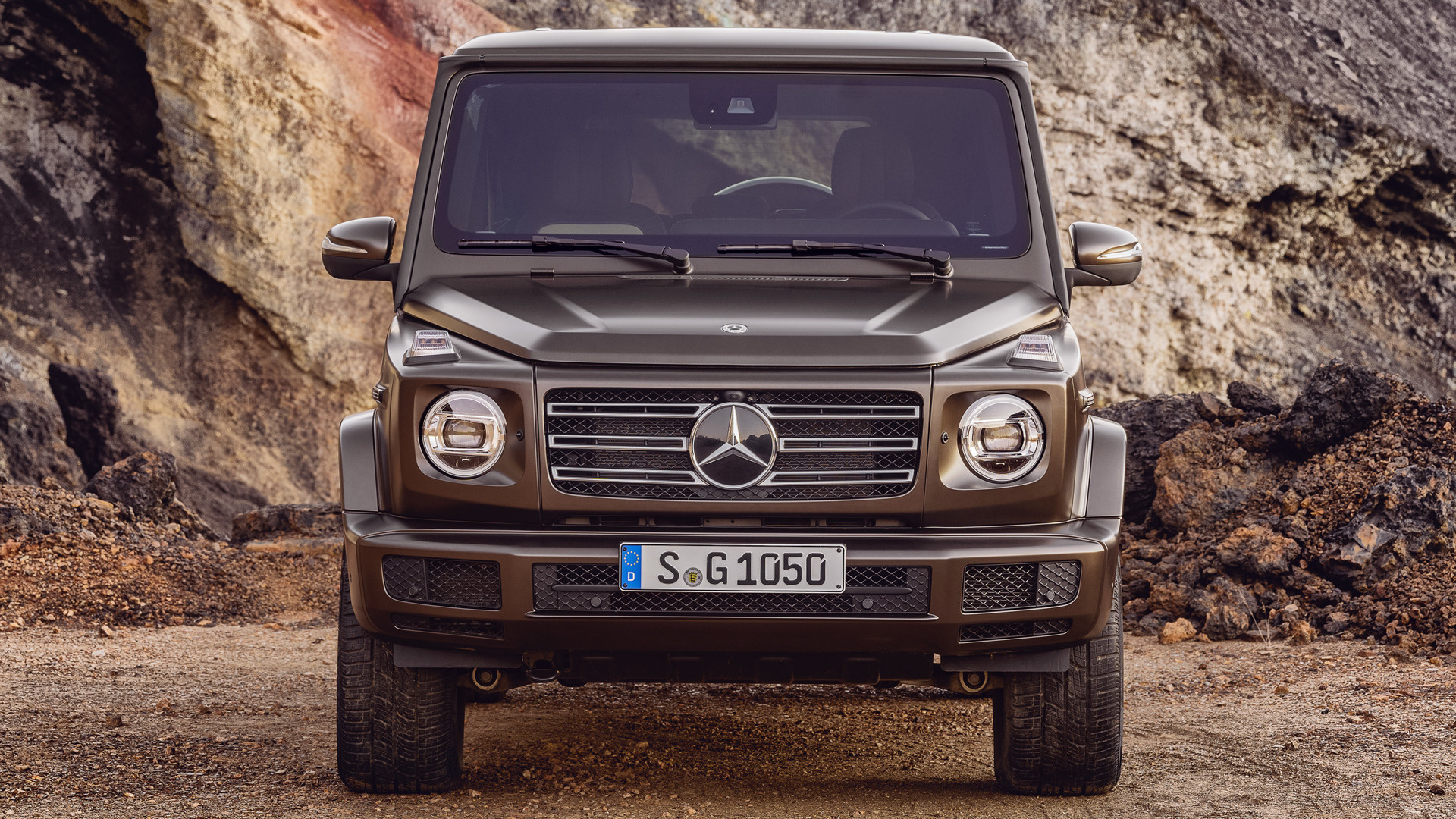 Mercedes Benz G Class 2018 Wallpapers And Hd Images Car Pixel