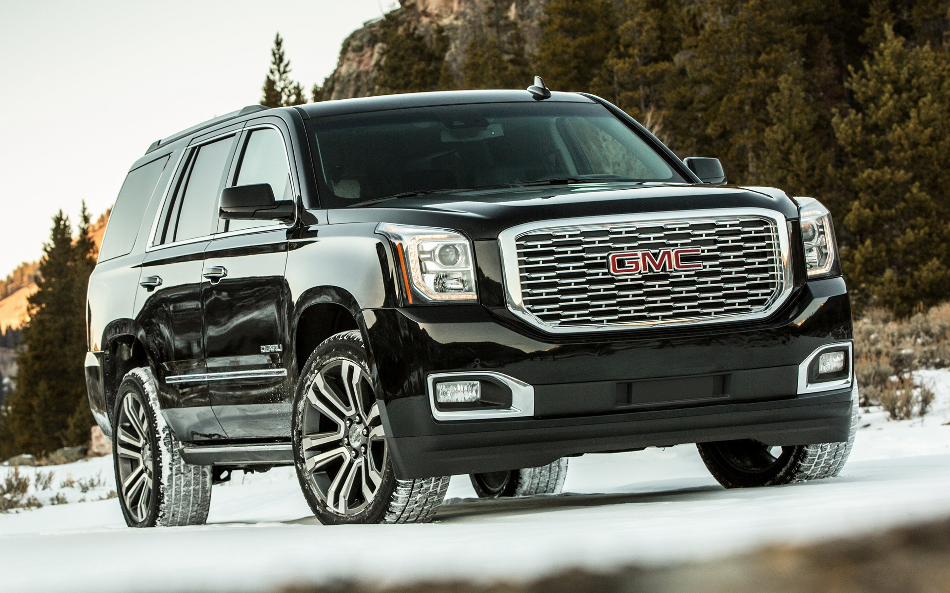 2018 GMC Yukon Denali - Wallpapers and HD Images | Car Pixel