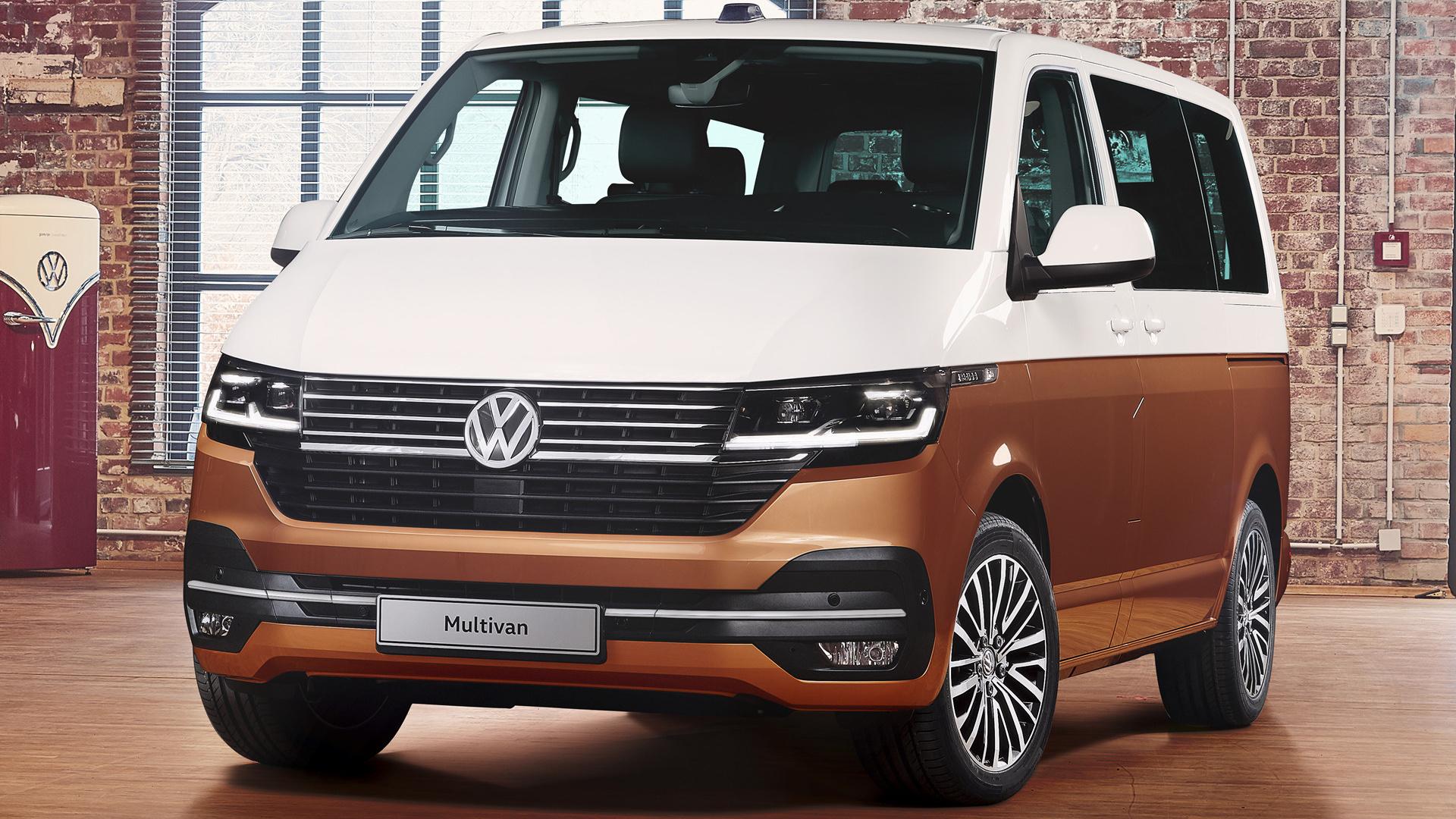 2019 Volkswagen Multivan Bulli - Wallpapers and HD Images ...