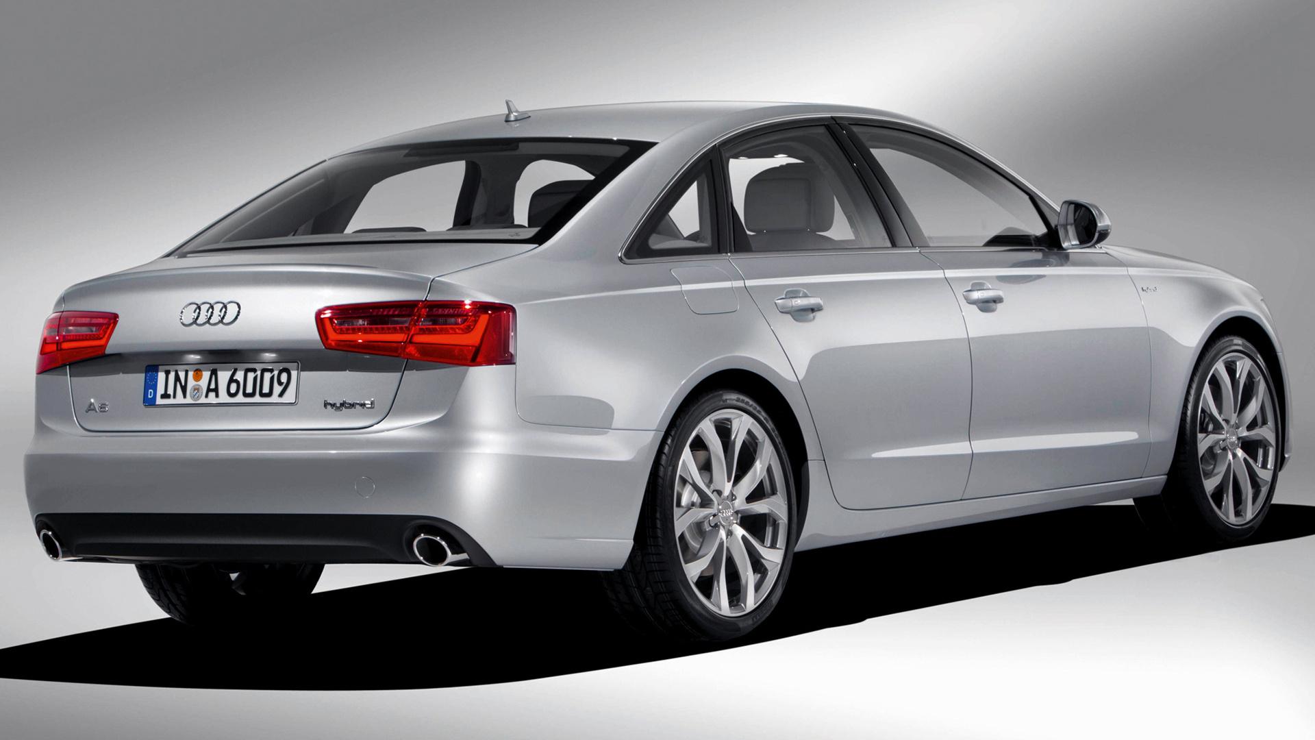 Audi A6 - технические характеристики и комплектации