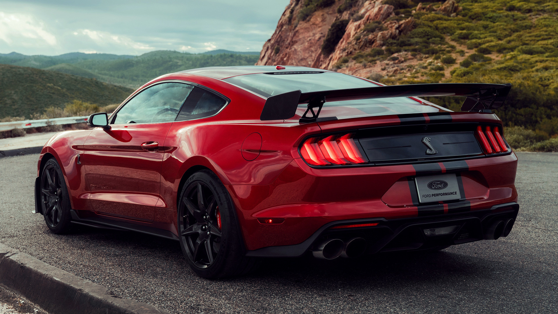 2020 Shelby GT500 Mustang - Wallpapers and HD Images | Car Pixel