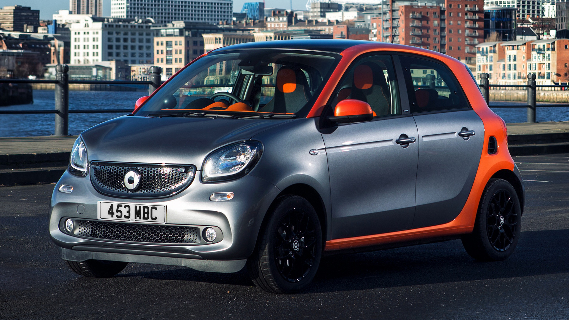 Smart Forfour edition #1 (2015) UK Wallpapers and HD ...
