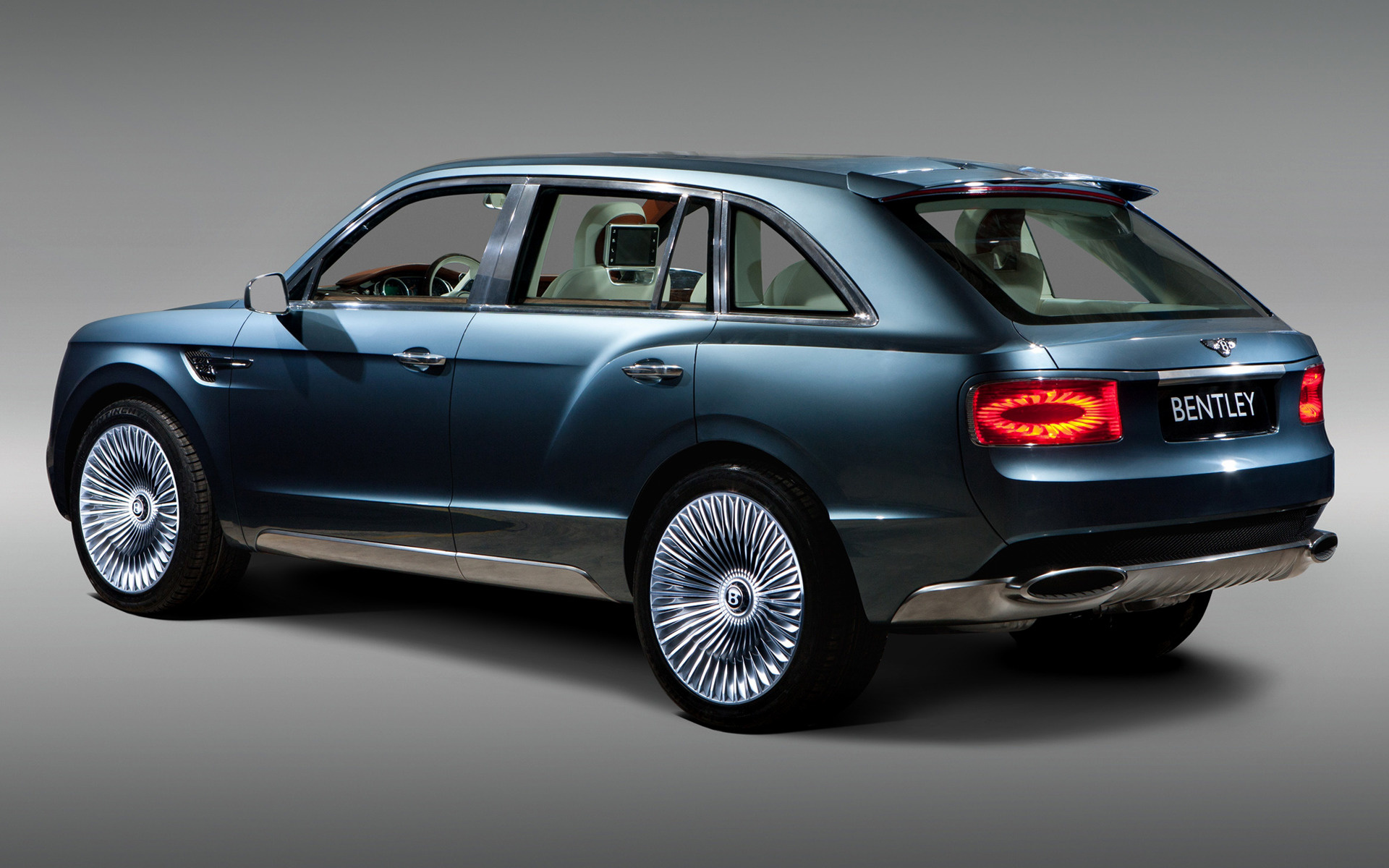 Bentley EXP 9 F Concept (2012) Wallpapers and HD Images - Car Pixel