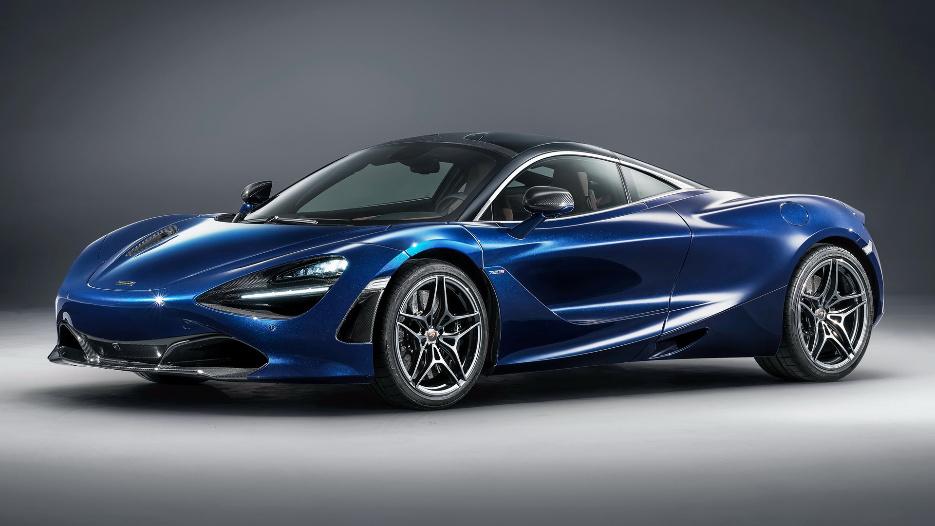 Mclaren 720s Atlantic Blue By Mso 2018 Wallpapers And Hd