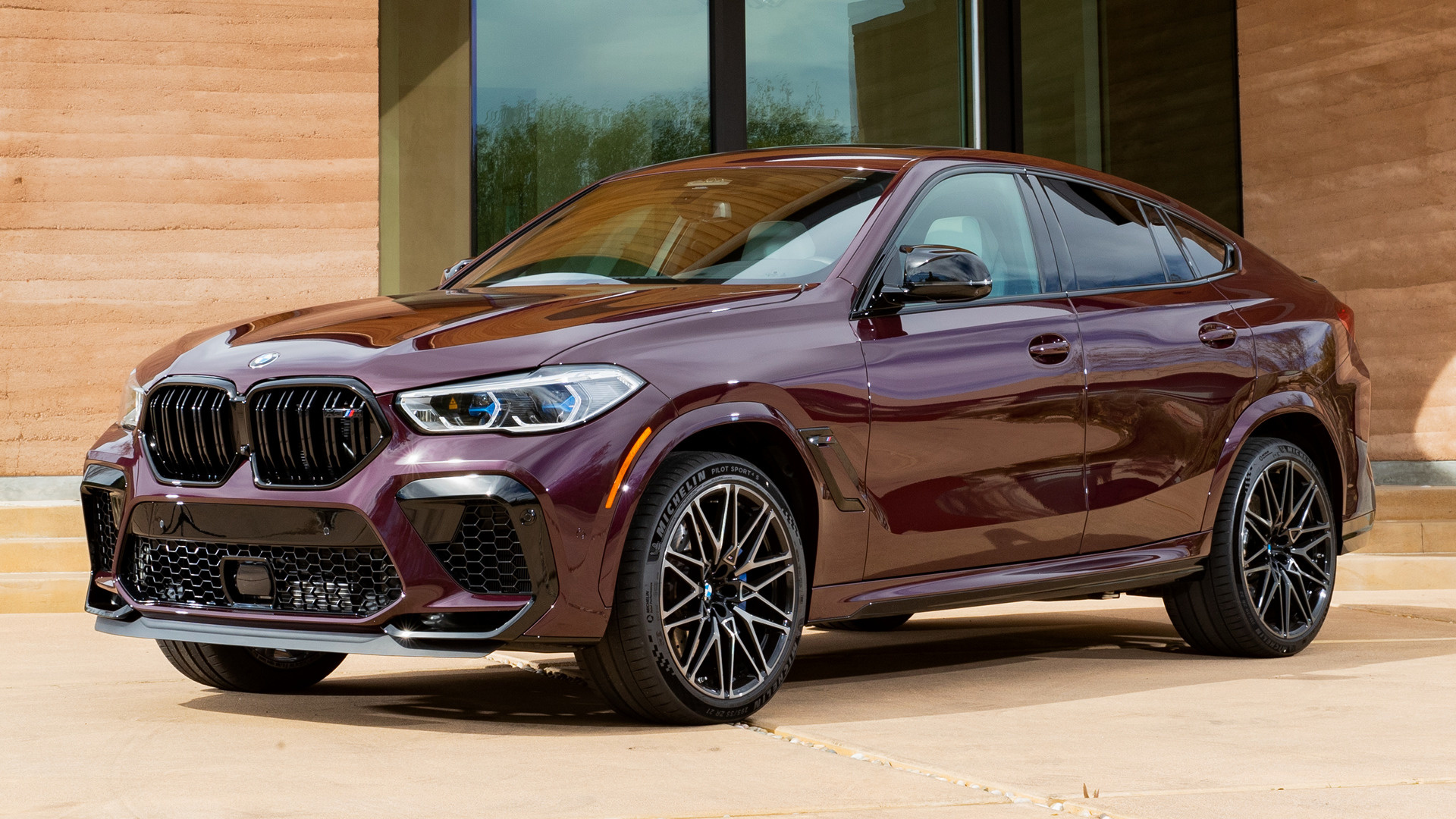 2020 BMW X6 M Competition (US) - Wallpapers and HD Images ...