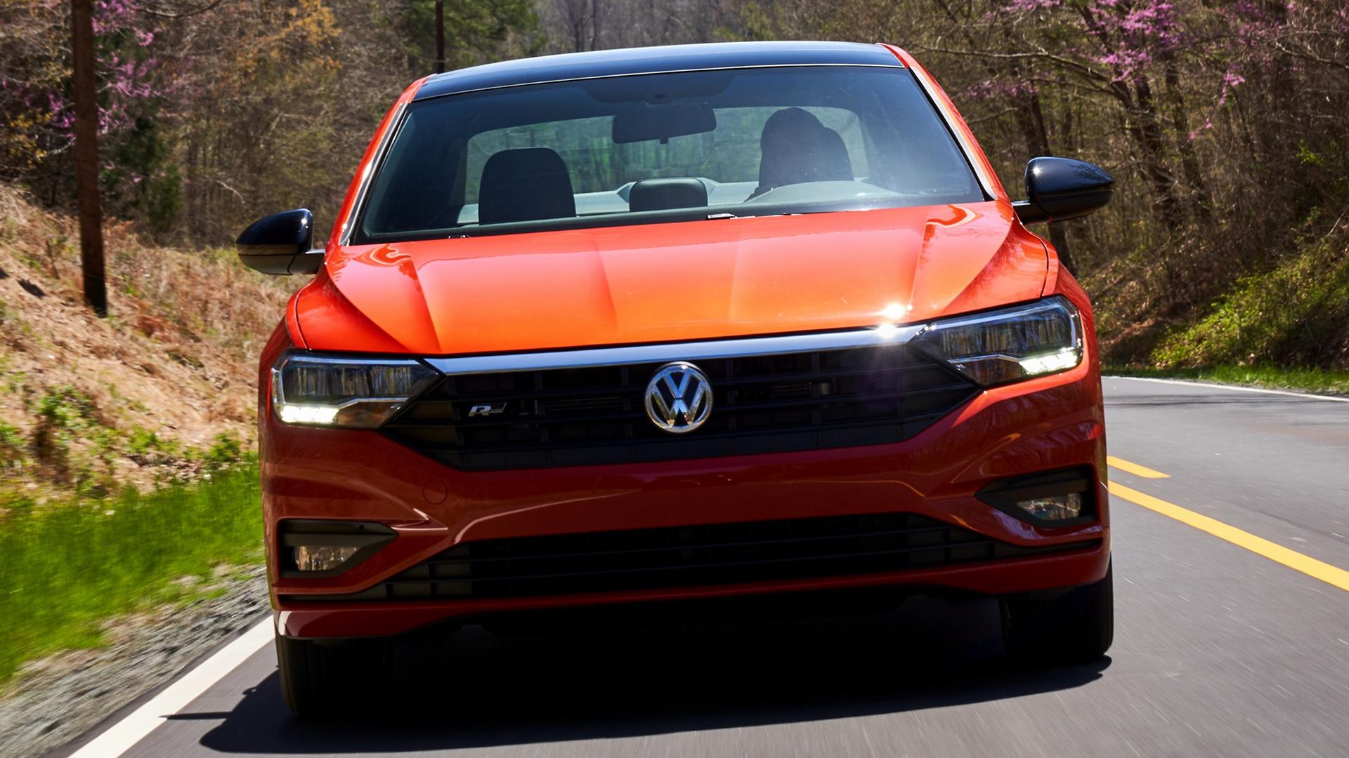 2019 Droped Jetta Wallpapers: 2019 Volkswagen Jetta R-Line