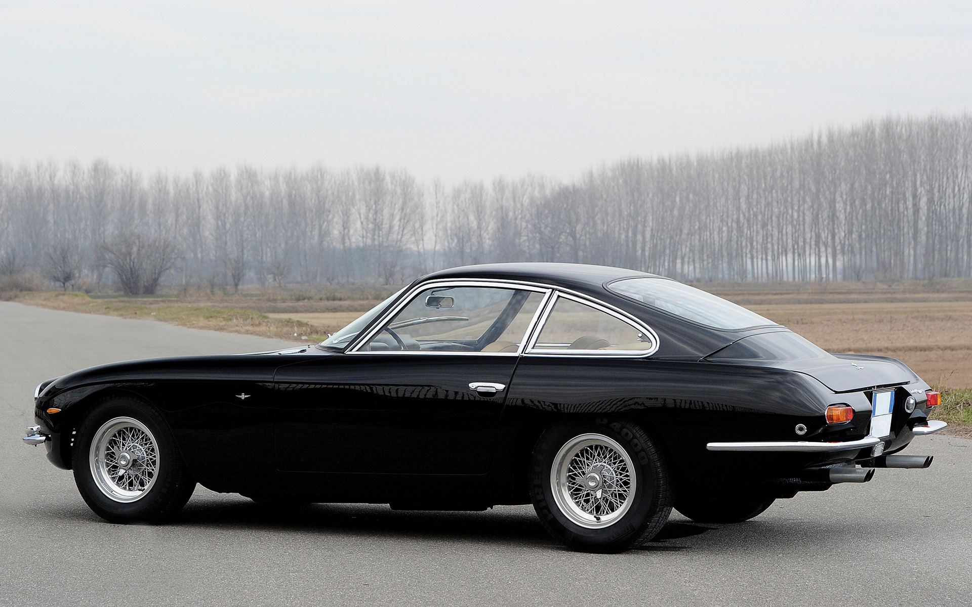 Lamborghini 400 GT 2+2 (1966) Wallpapers and HD Images ...