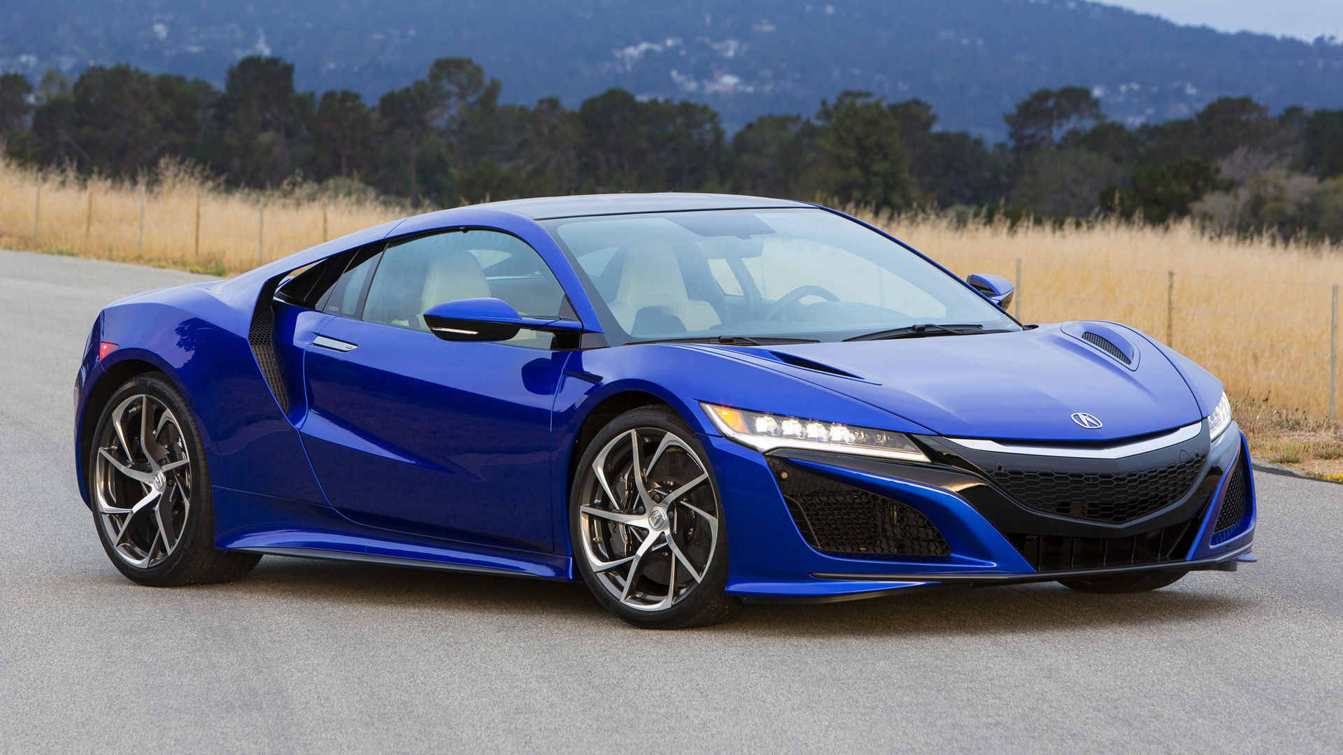 Acura nsx 2017 wallpapers and hd images car pixel hd 169 voltagebd Gallery