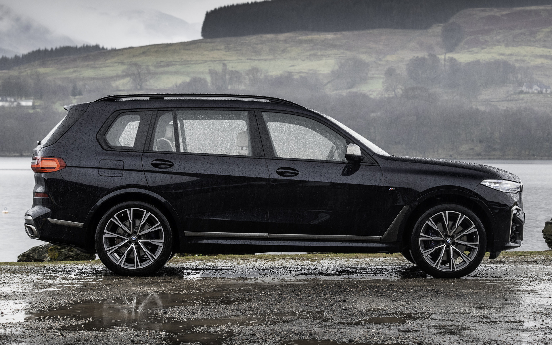 2019 Bmw X7 M50d Uk Wallpapers And Hd Images Car Pixel