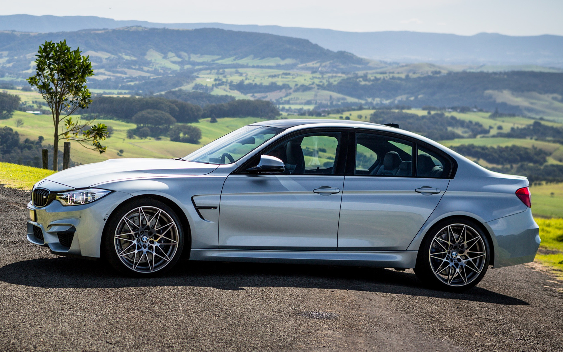 2016 BMW M3 Competition Package (AU) - Wallpapers and HD ...