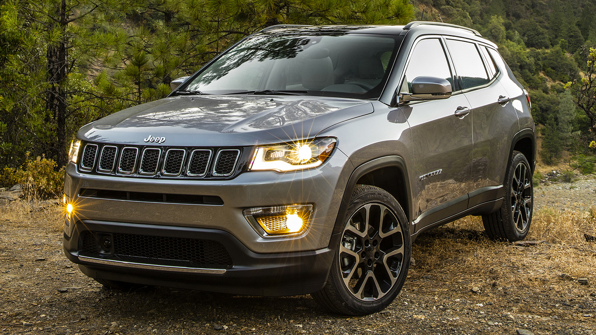 Jeep Compass Limited (2017) Wallpapers and HD Images - Car Pixel