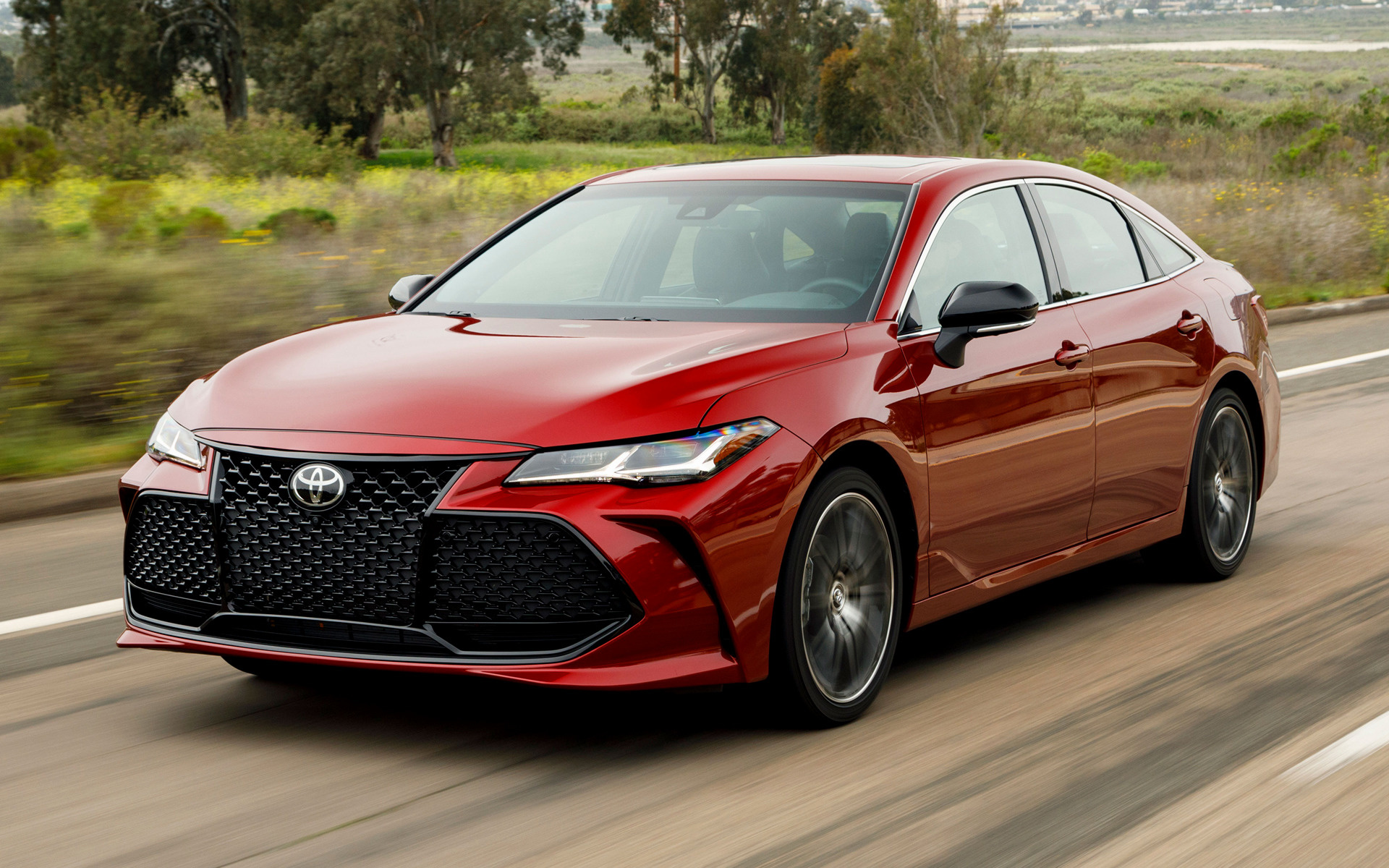 2019 Toyota Avalon Sport Styling Wallpapers And Hd