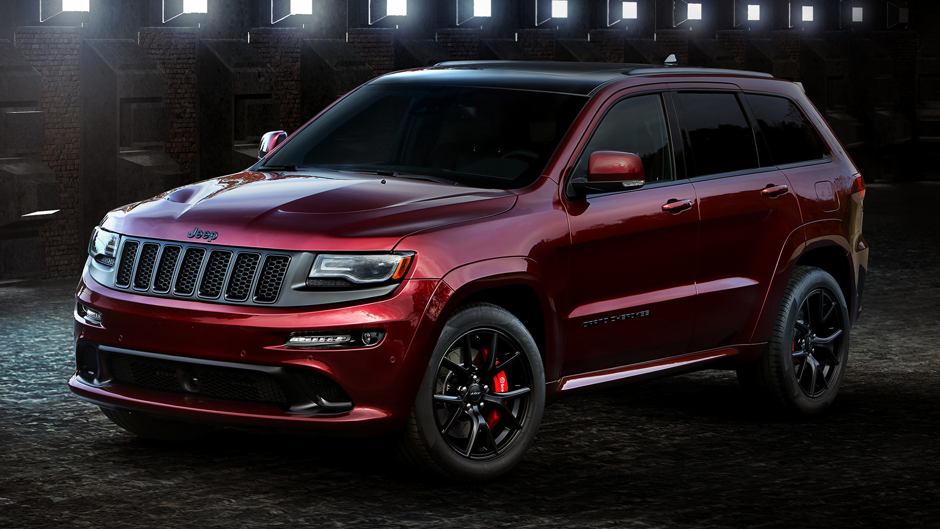 Crown Chrysler Dodge Jeep Ram >> Jeep Grand Cherokee SRT Night (2016) Wallpapers and HD Images - Car Pixel