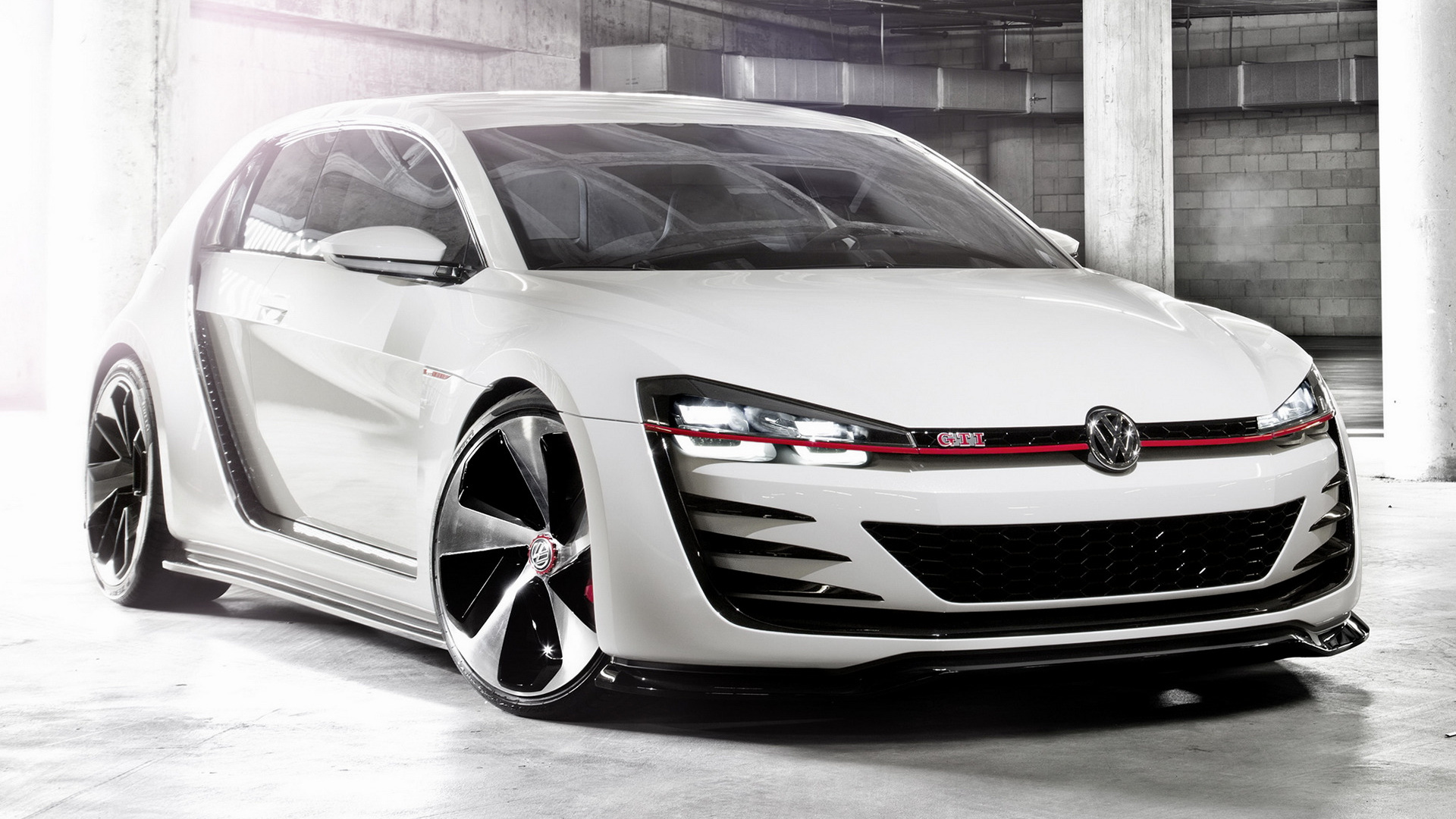 2013 Volkswagen Design Vision Gti Wallpapers And Hd
