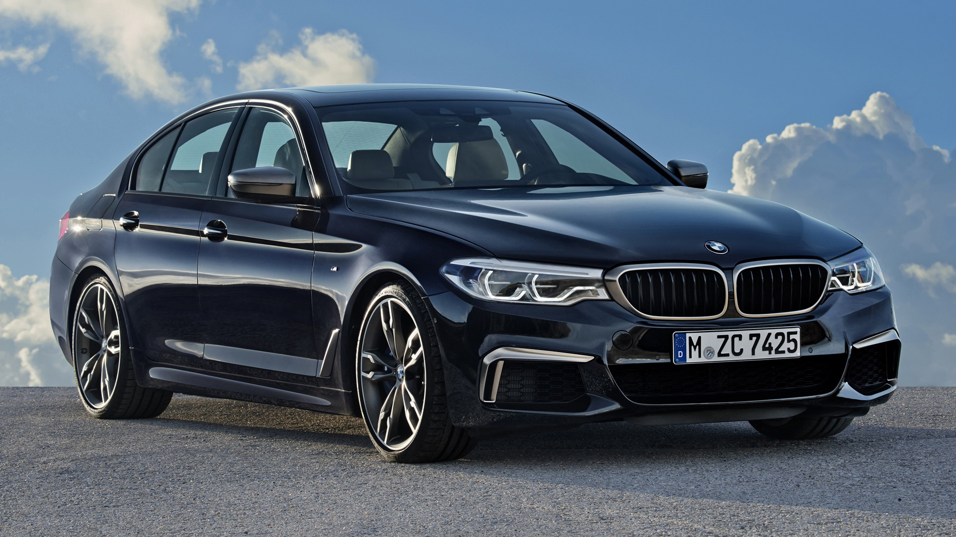 BMW M550i (2017) Wallpapers and HD Images - Car Pixel