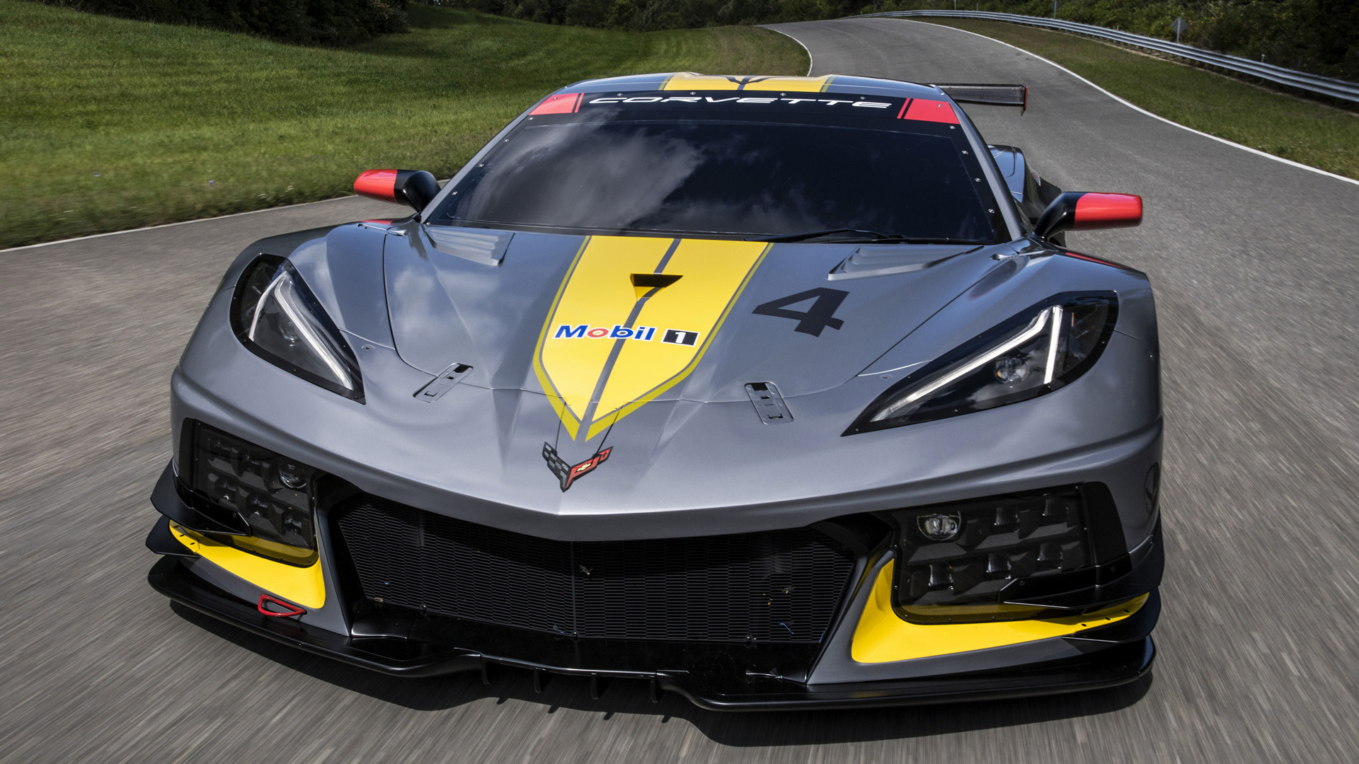 2020 Chevrolet Corvette C8.R - Wallpapers and HD Images ...