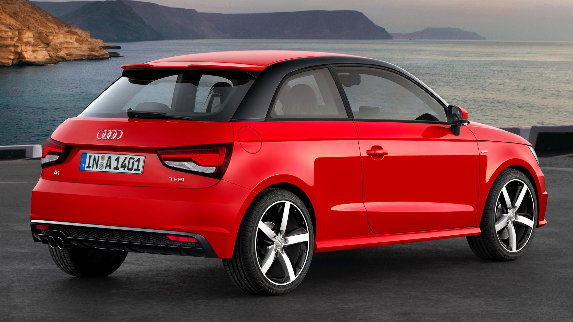 2014 Audi A1 S Line