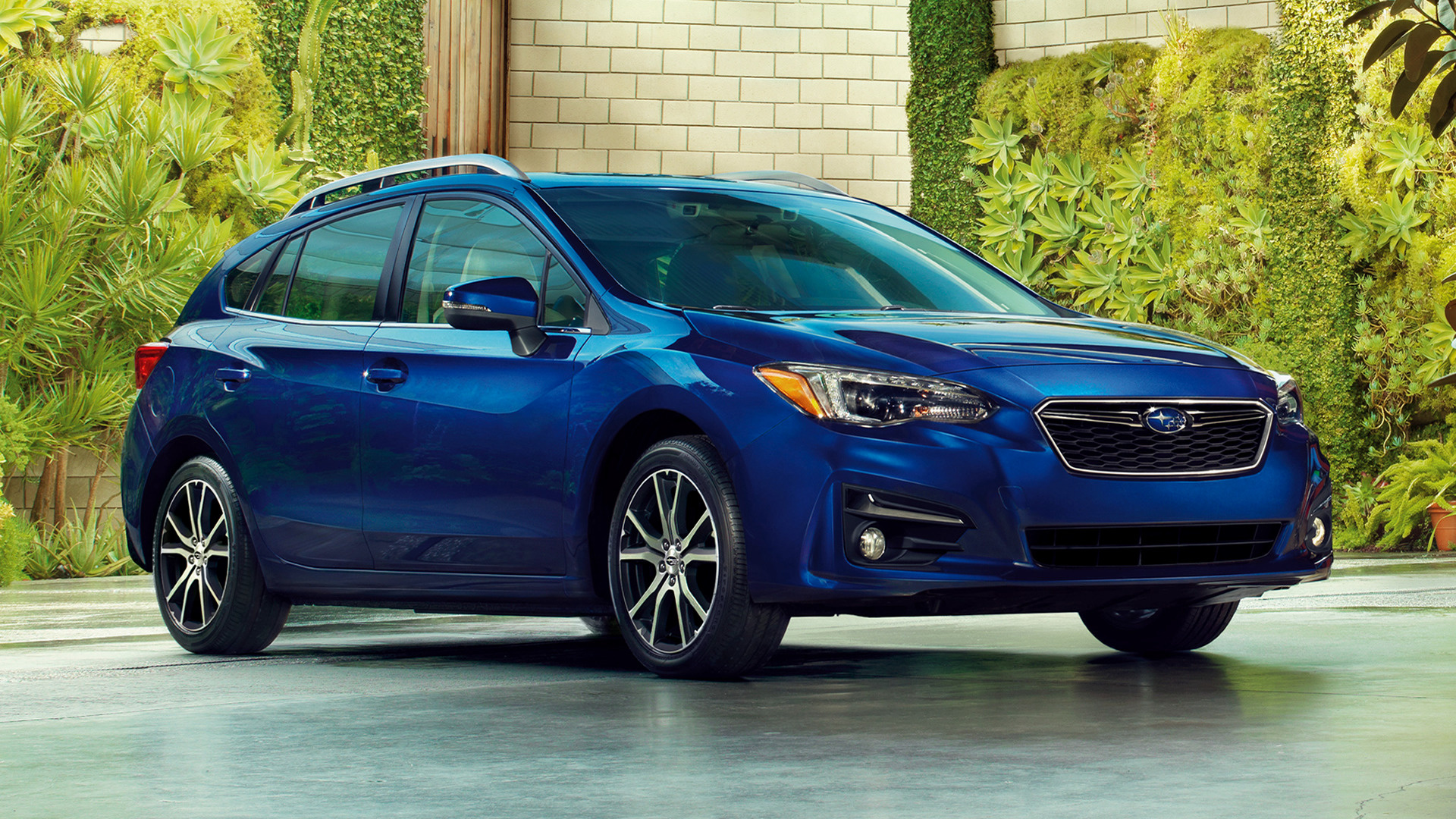 subaru impreza limited 2017 us wallpapers and hd images car pixel. Black Bedroom Furniture Sets. Home Design Ideas