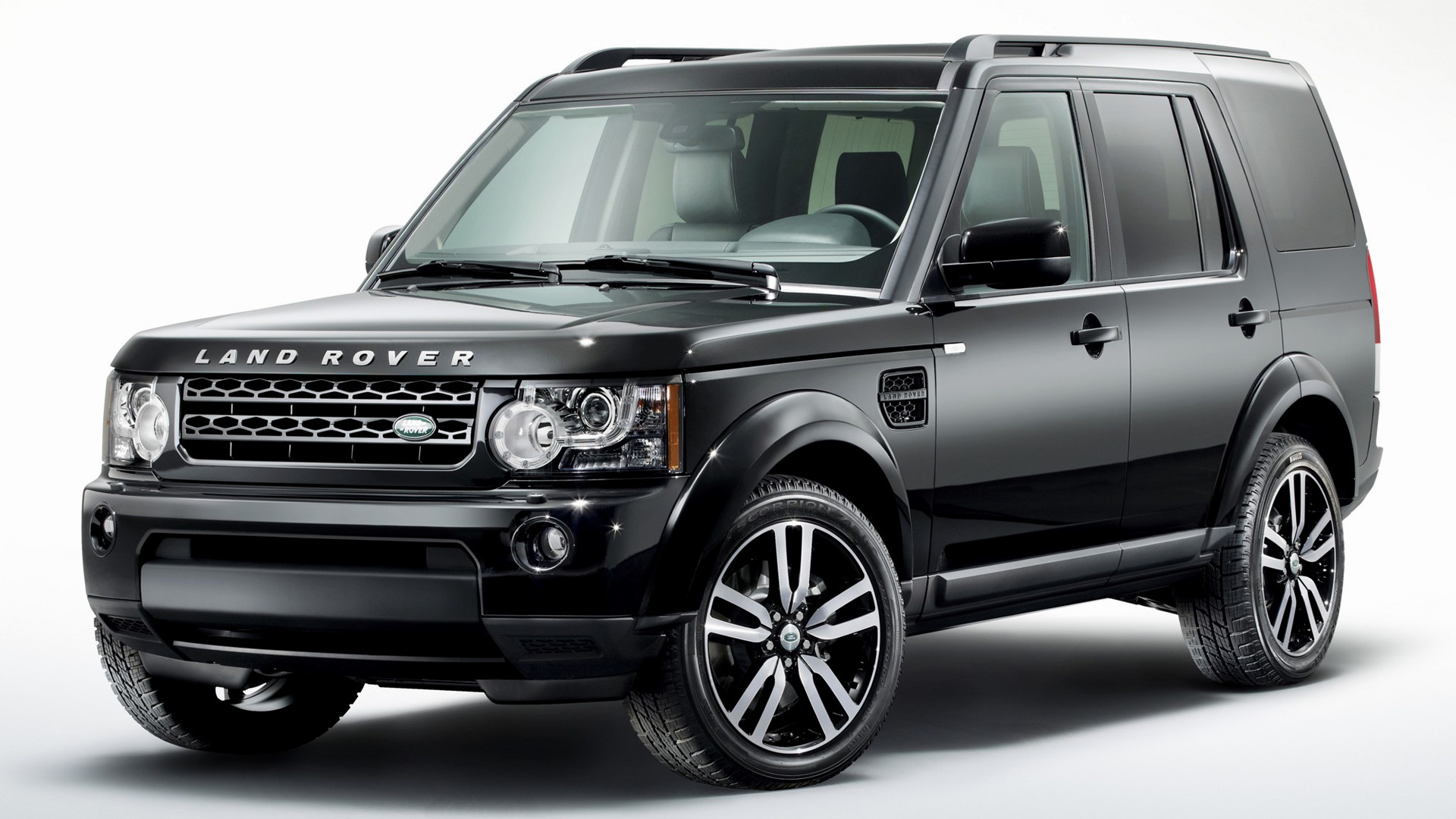 Land Rover Discovery 4 Landmark 2011 Wallpapers And Hd