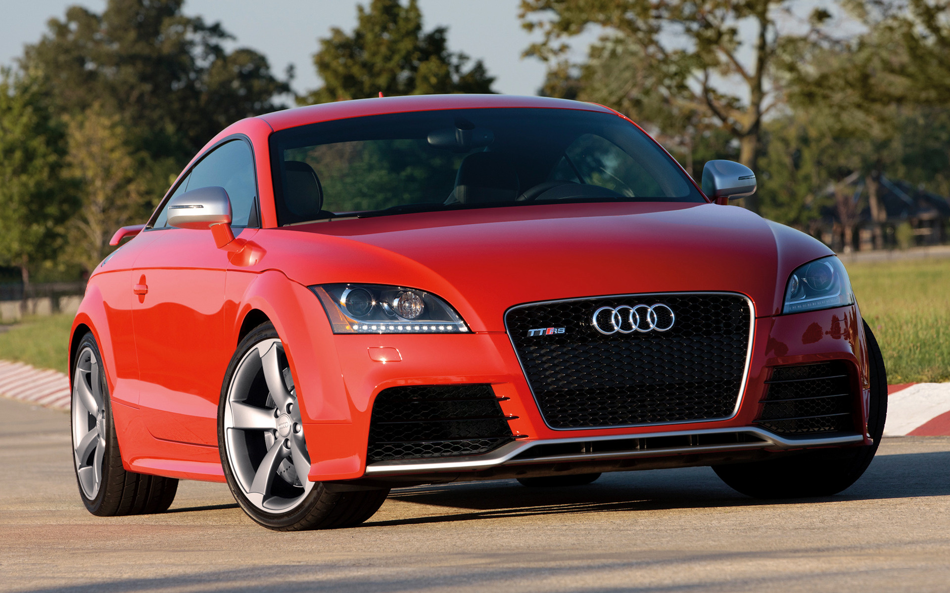 2011 Audi TT RS Coupe (US)