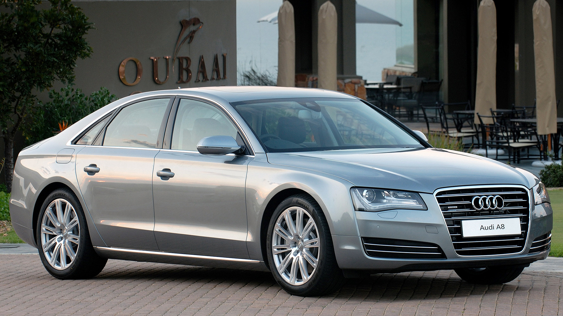 2010 Audi A8 (ZA) - Wallpapers and HD Images   Car Pixel