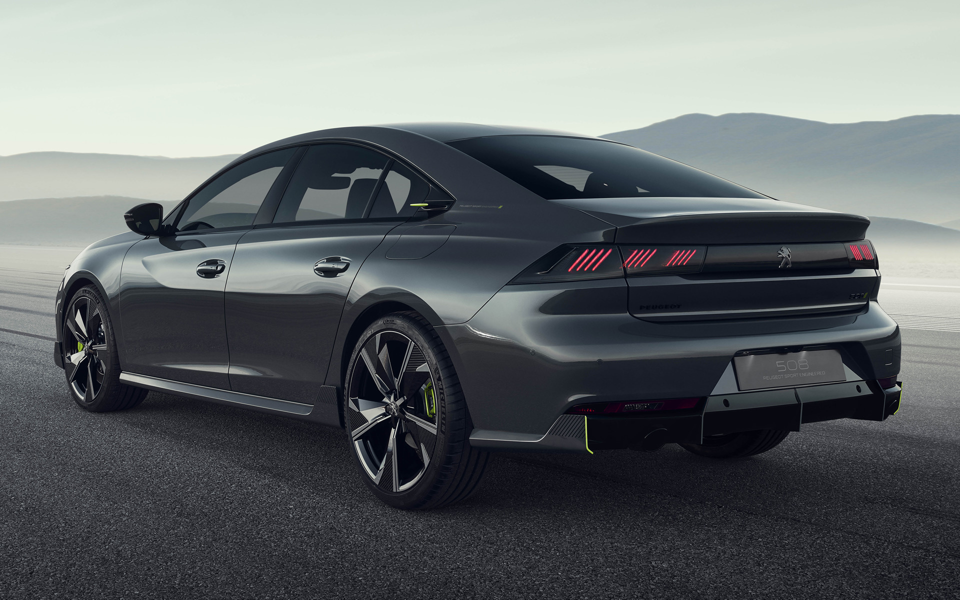 2019 Concept 508 Peugeot Sport Engineered