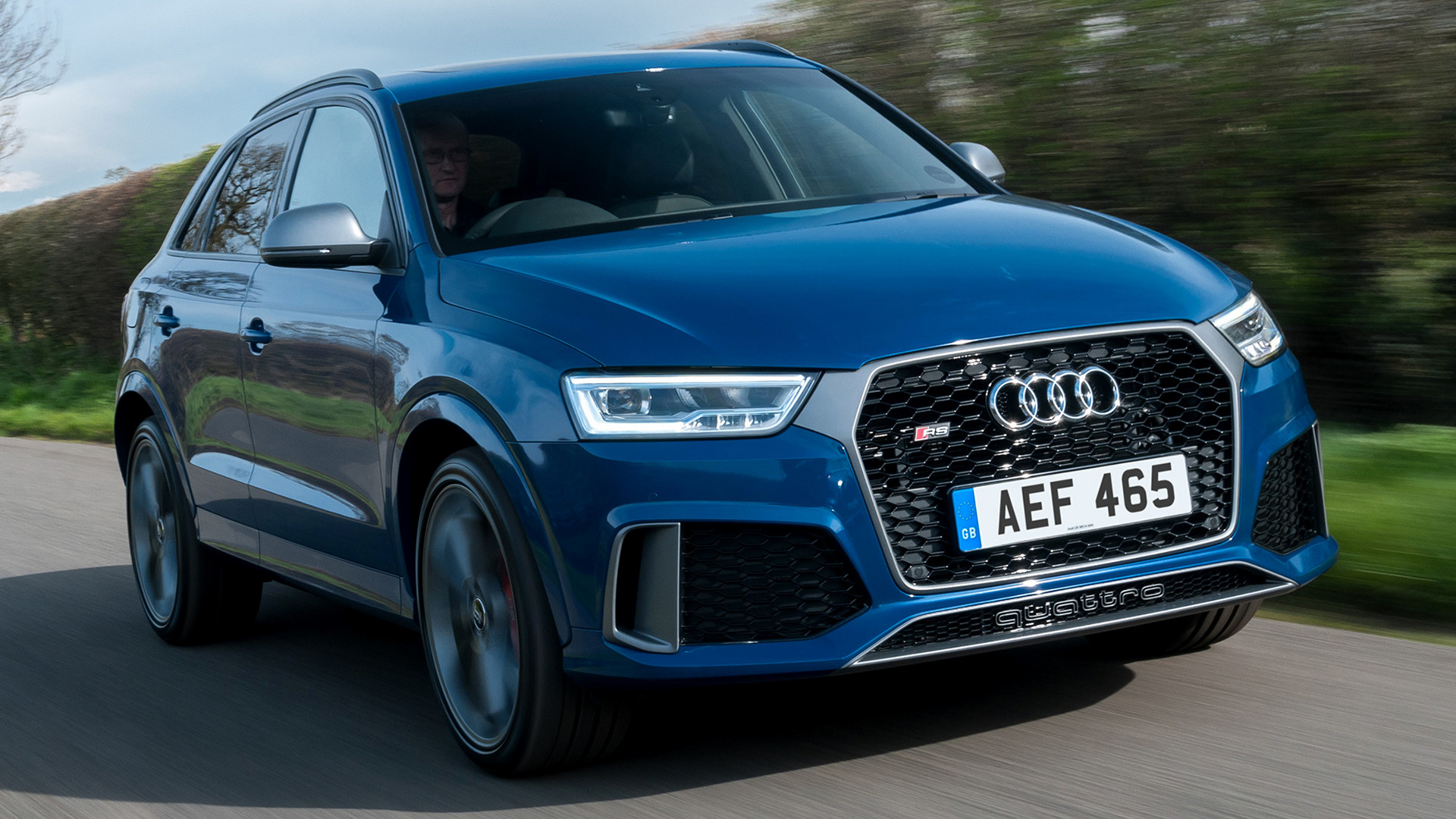 2016 audi rs q3 performance uk wallpapers and hd. Black Bedroom Furniture Sets. Home Design Ideas