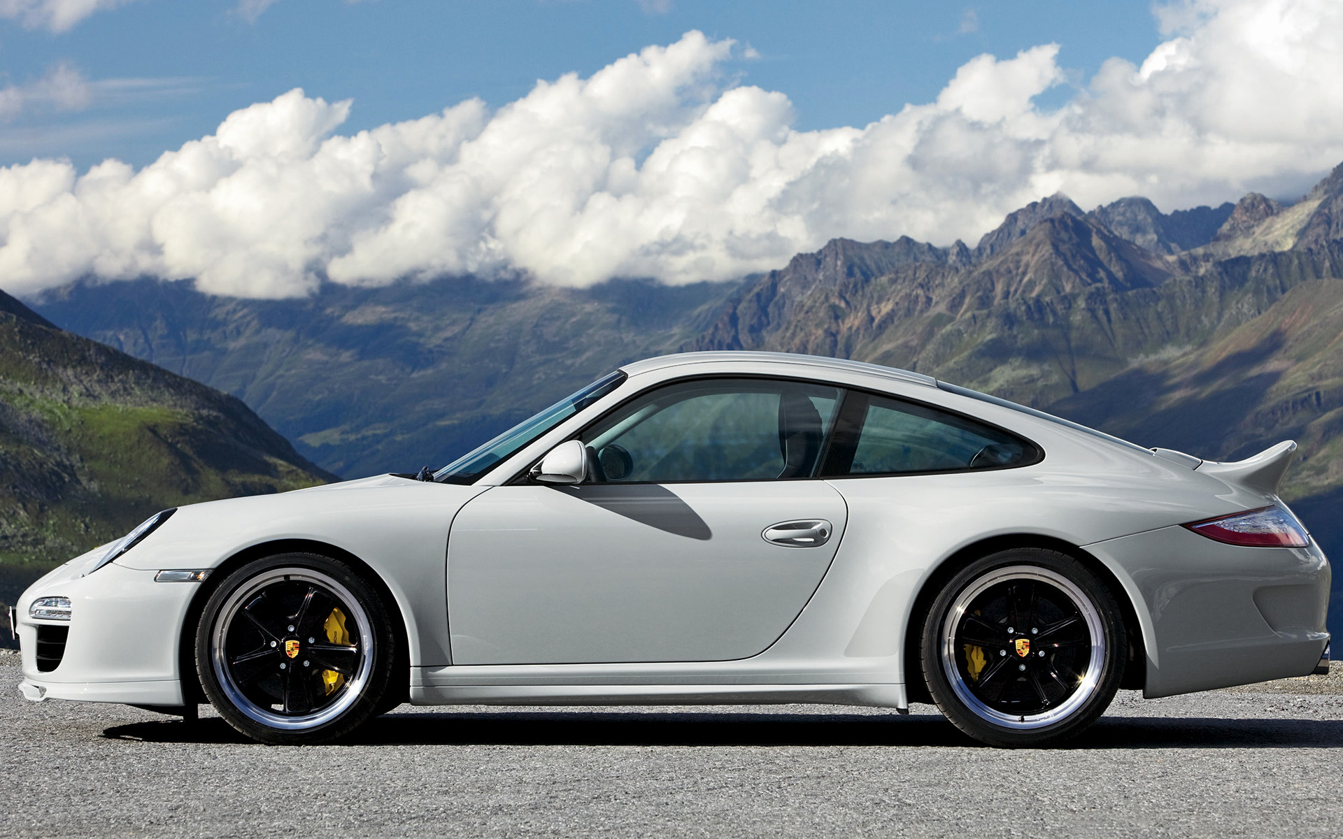 2009 Porsche 911 Sport Classic Wallpapers And Hd Images