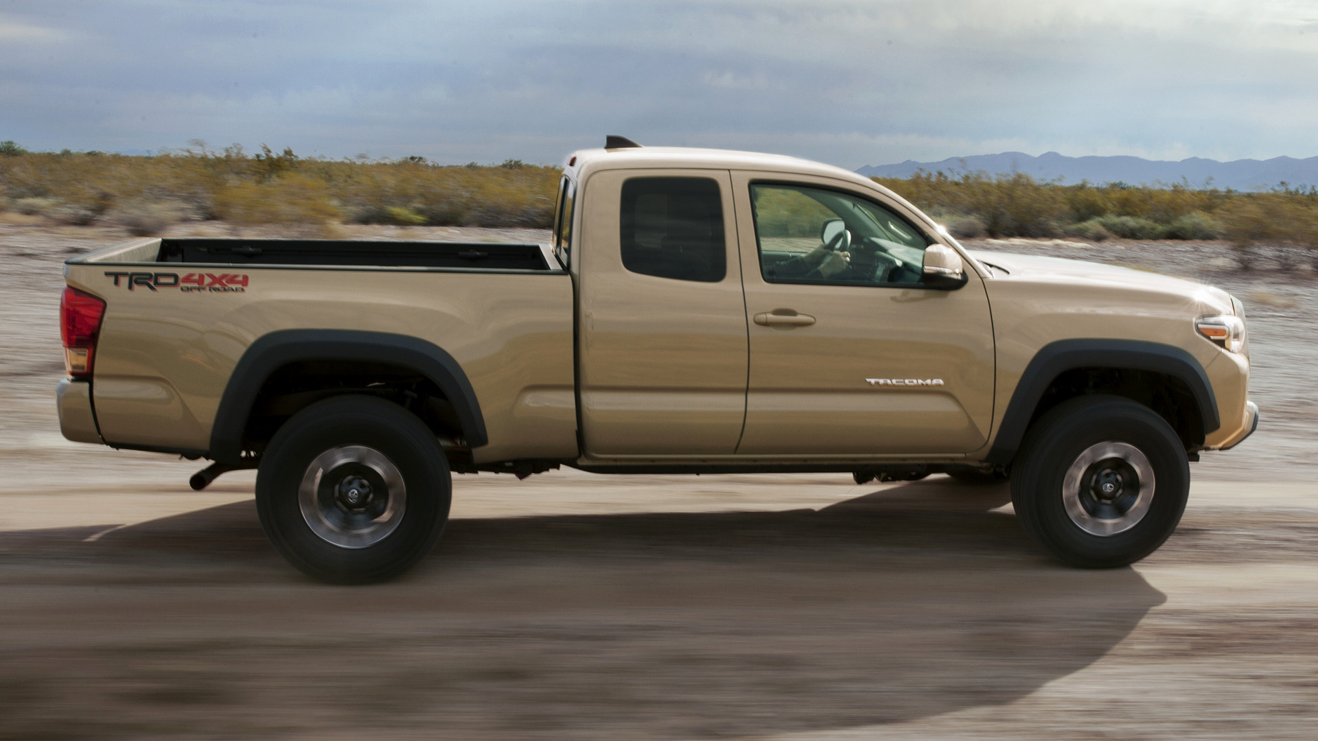 Toyota Tacoma TRD Off-Road Access Cab (2016) Wallpapers and HD Images ...