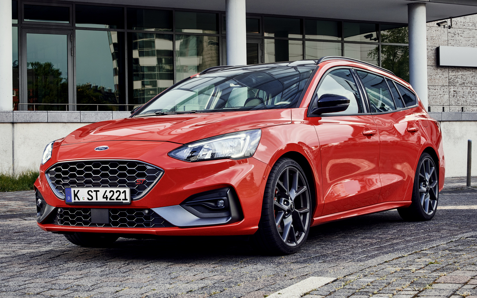2019 Ford Focus ST Turnier - Wallpapers and HD Images ...