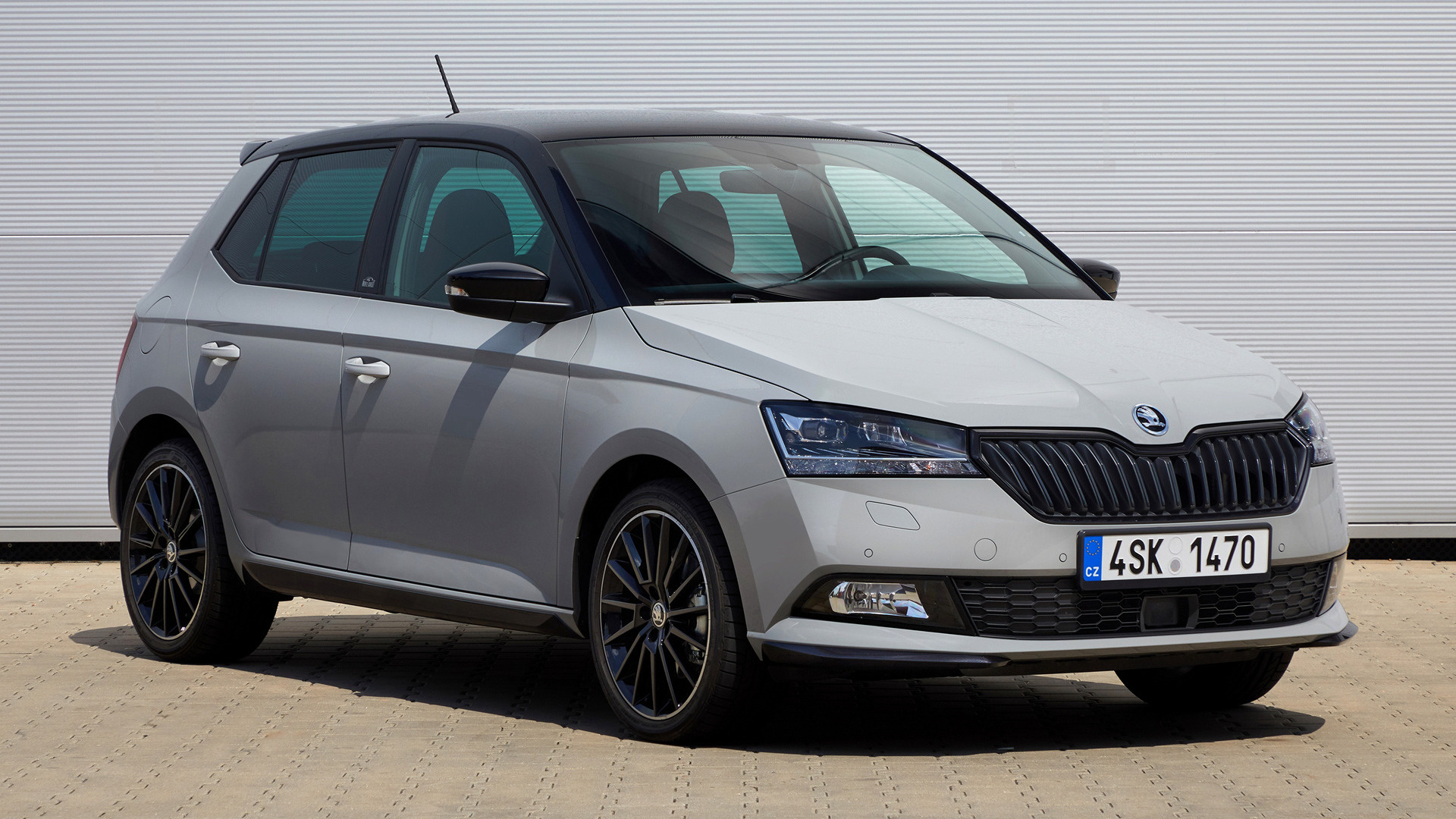 2018 Skoda Fabia Monte Carlo - Wallpapers and HD Images ...