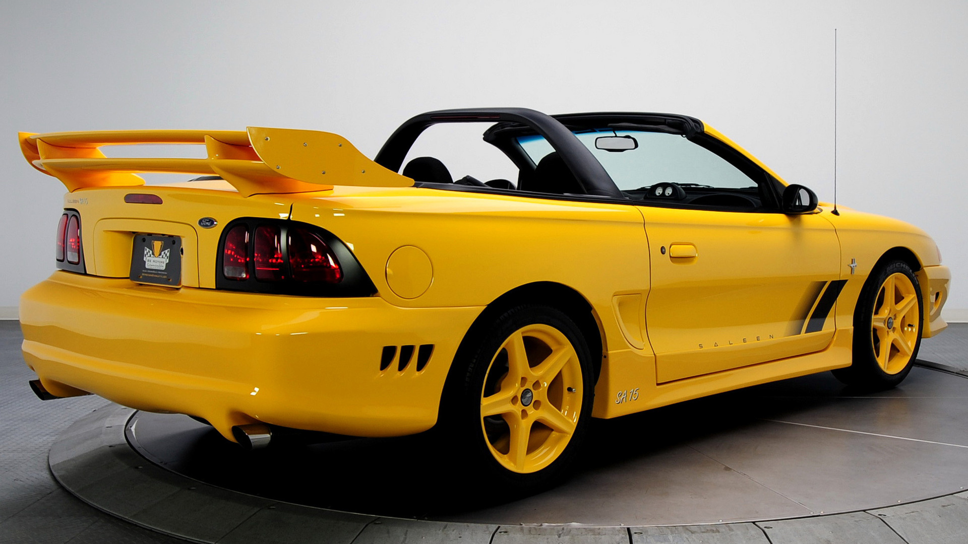 1998 Saleen Sa15 Speedster Wallpapers And Hd Images