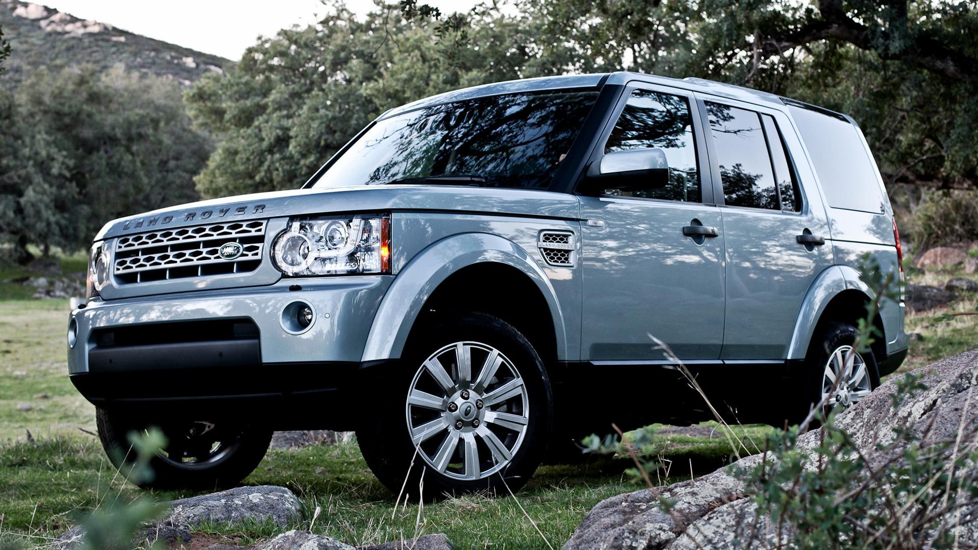 Land Rover Lr4 Wallpaper