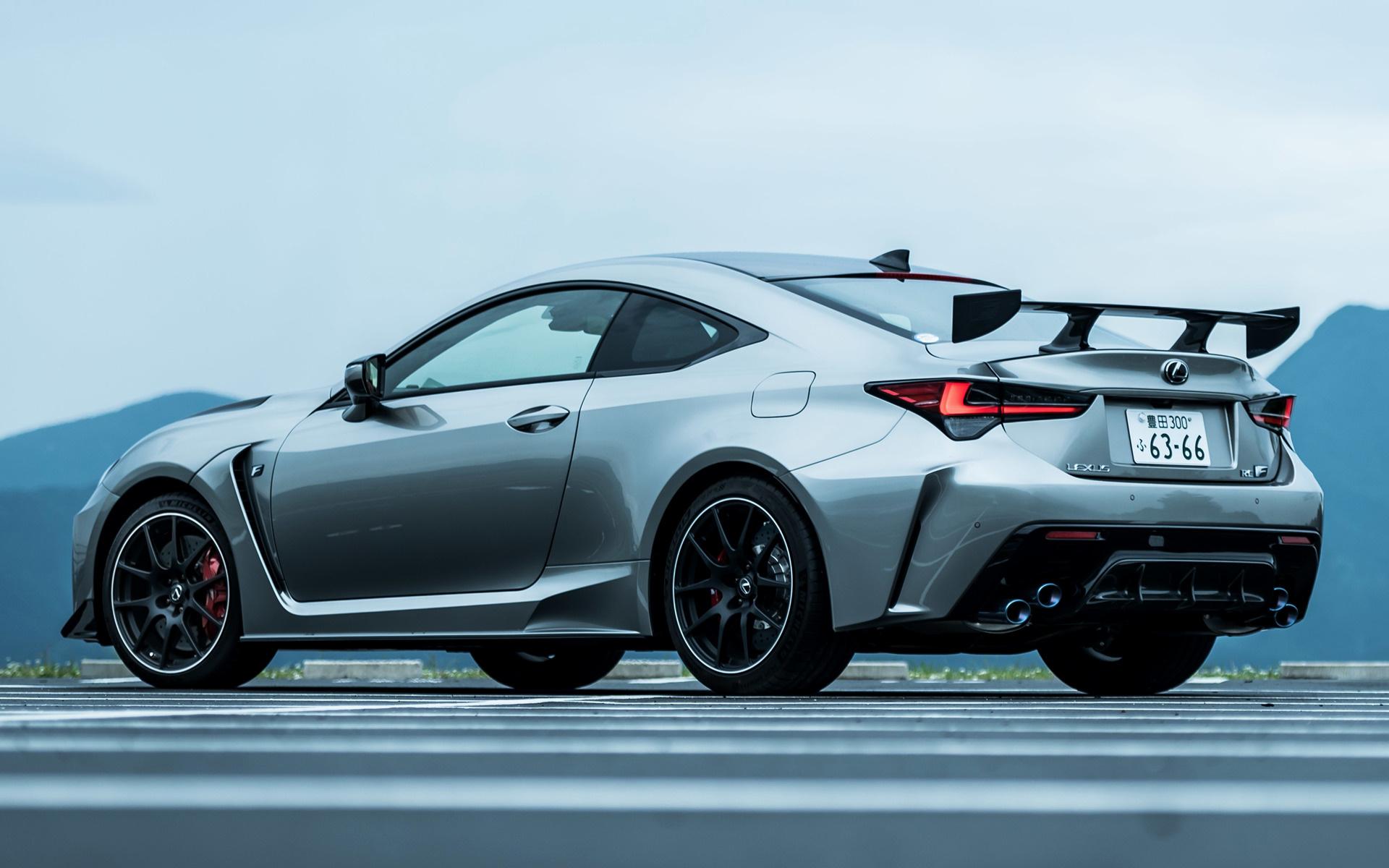 2019 Lexus Rc F Performance Package Jp Fondos De
