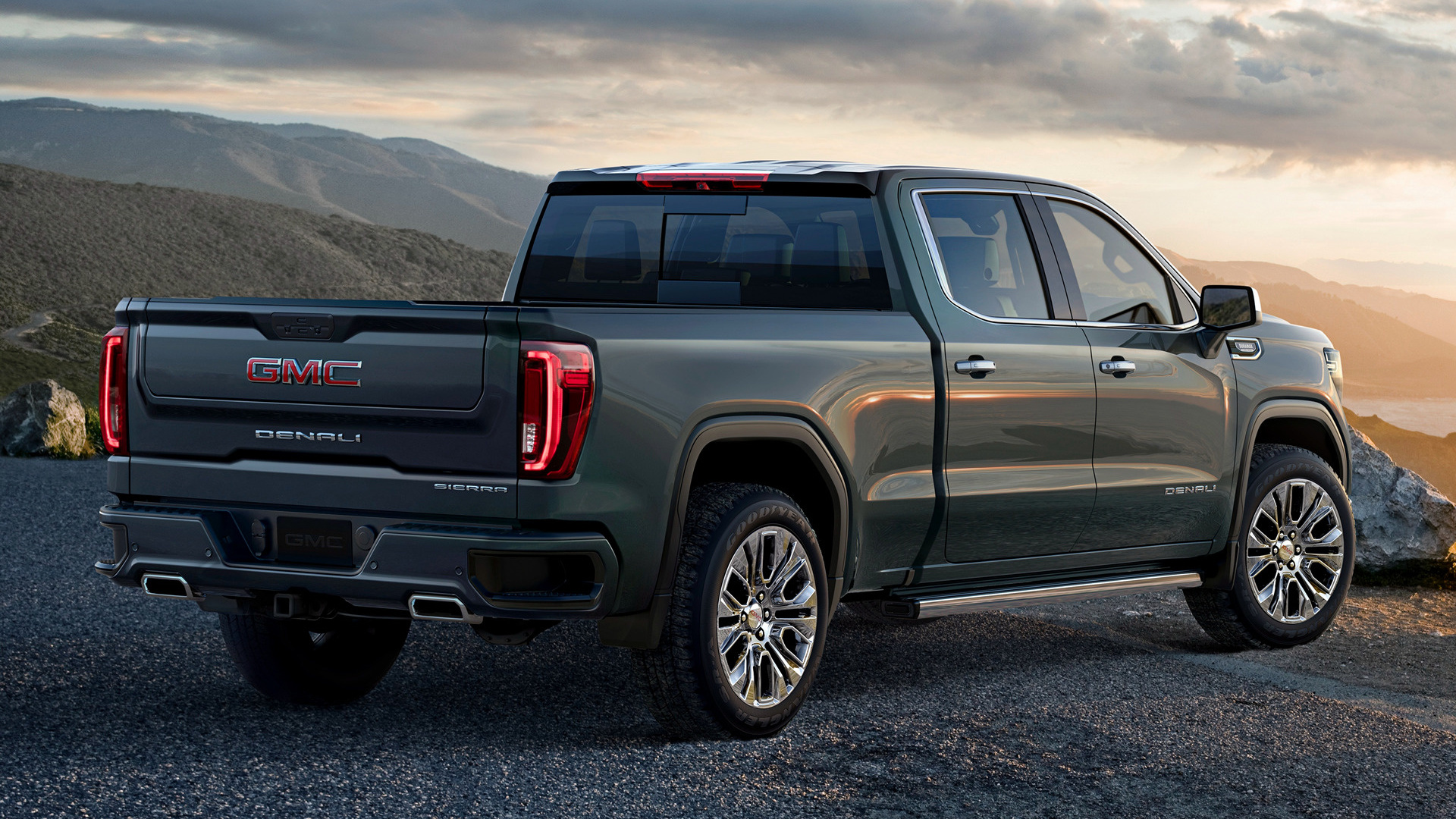 2019 GMC Sierra Denali Crew Cab - Wallpapers and HD Images ...