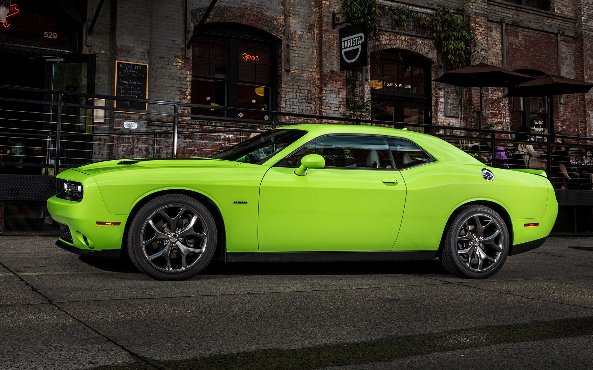 2015 Dodge Challenger RT Plus Wallpapers And HD Images