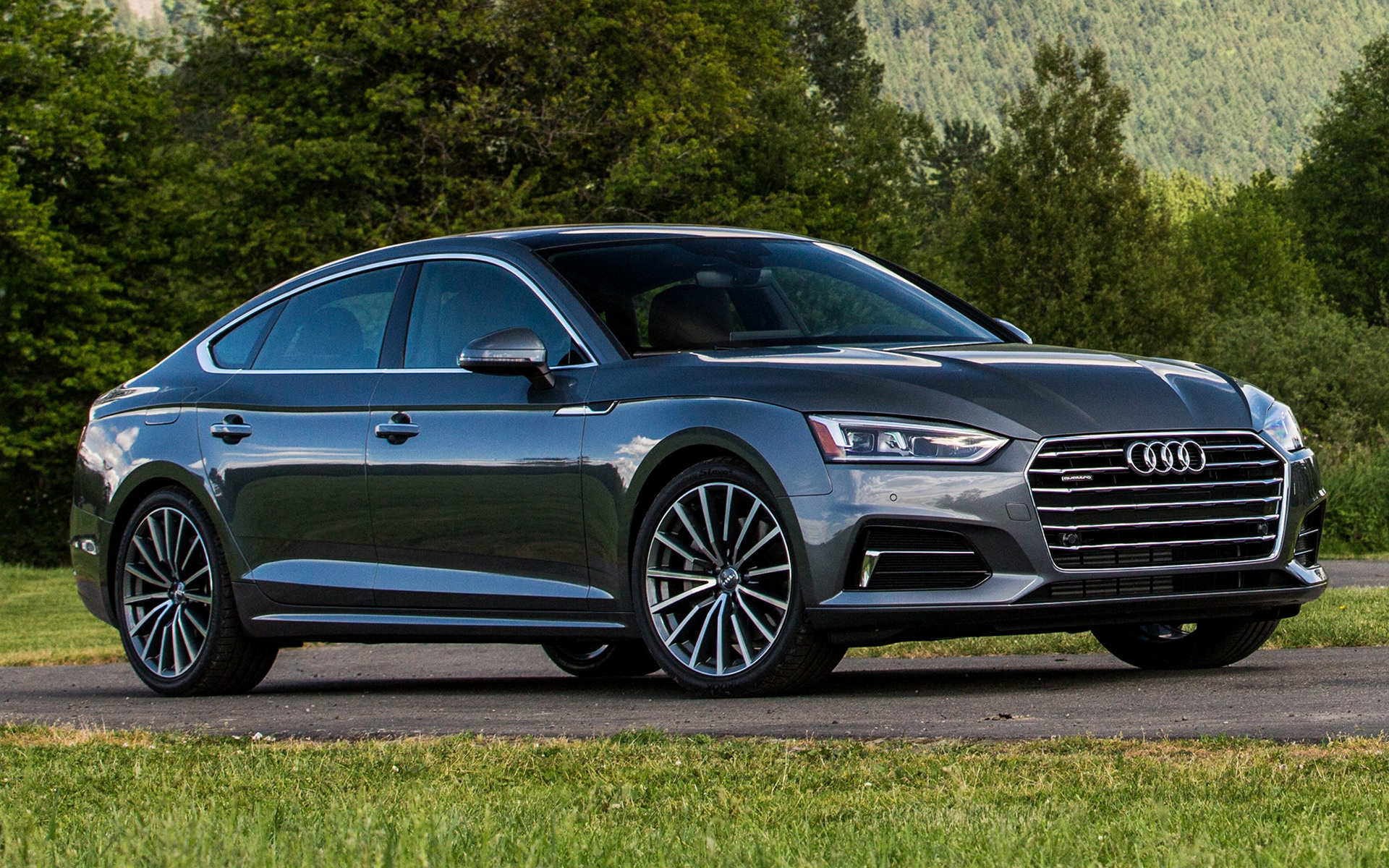 2018 Audi A5 Sportback (US) - Wallpapers and HD Images ...